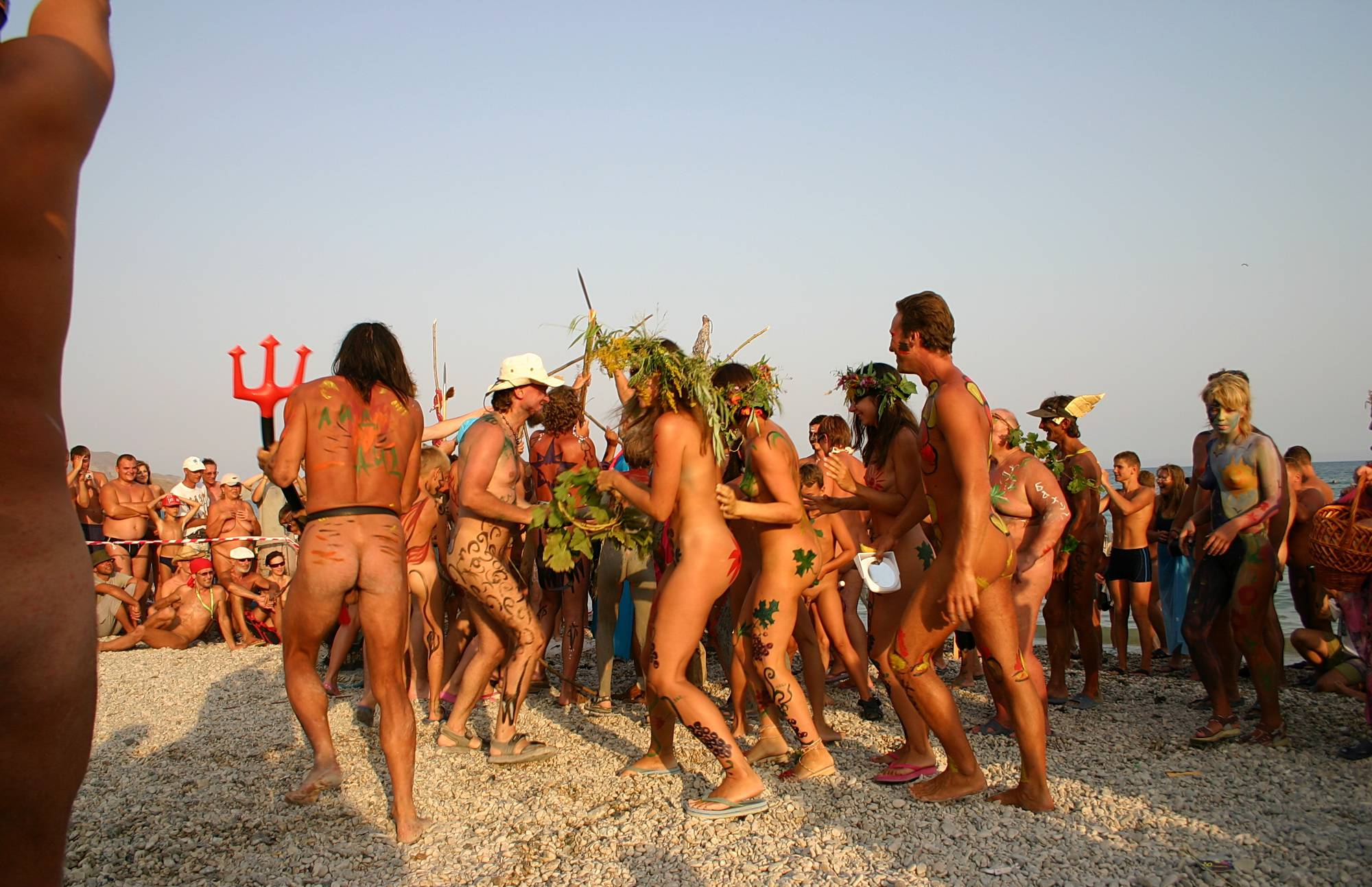 Pure Nudism Afternoon Dance Session - 1