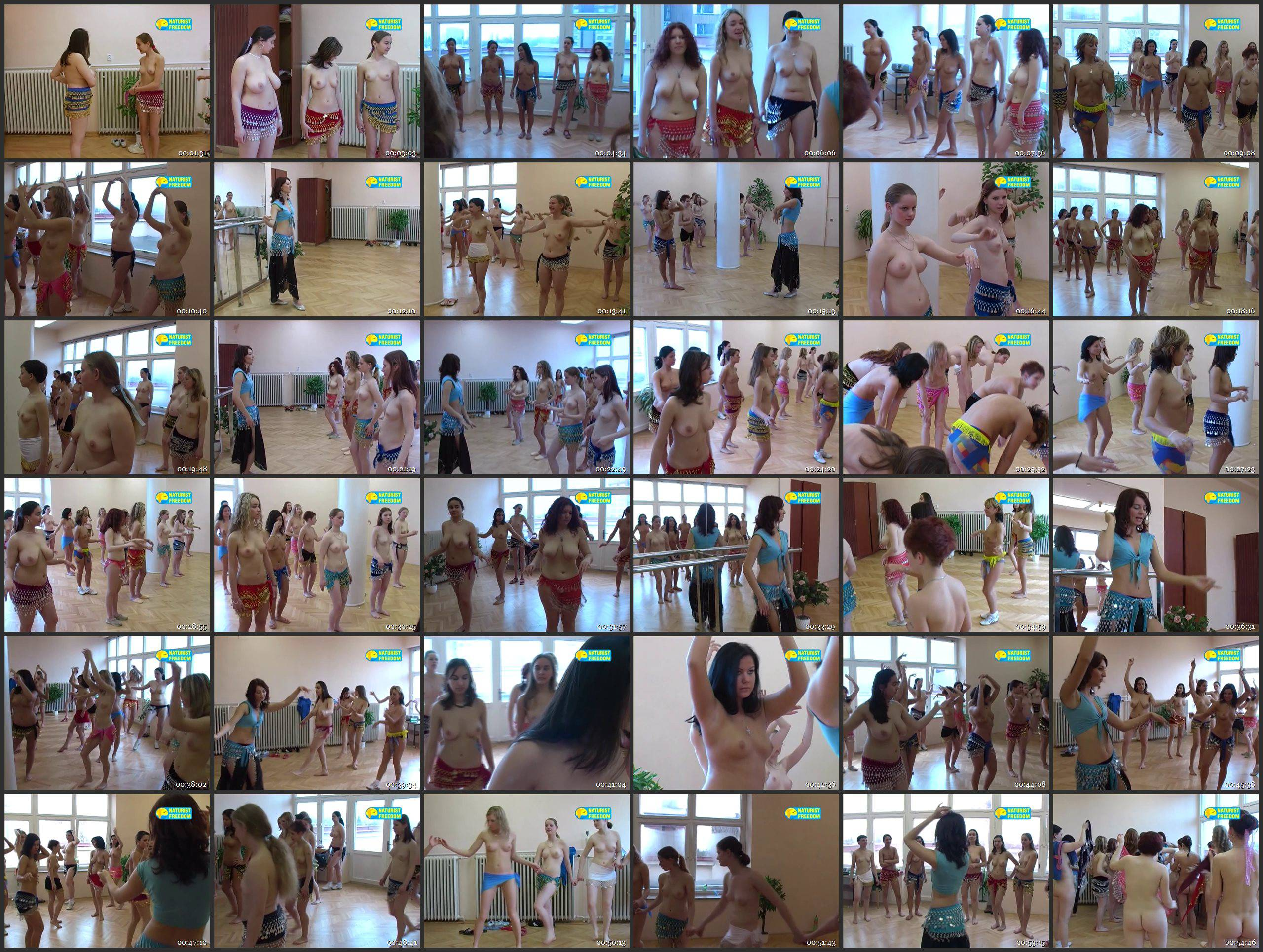 Belly-Dancing - Thumbnails