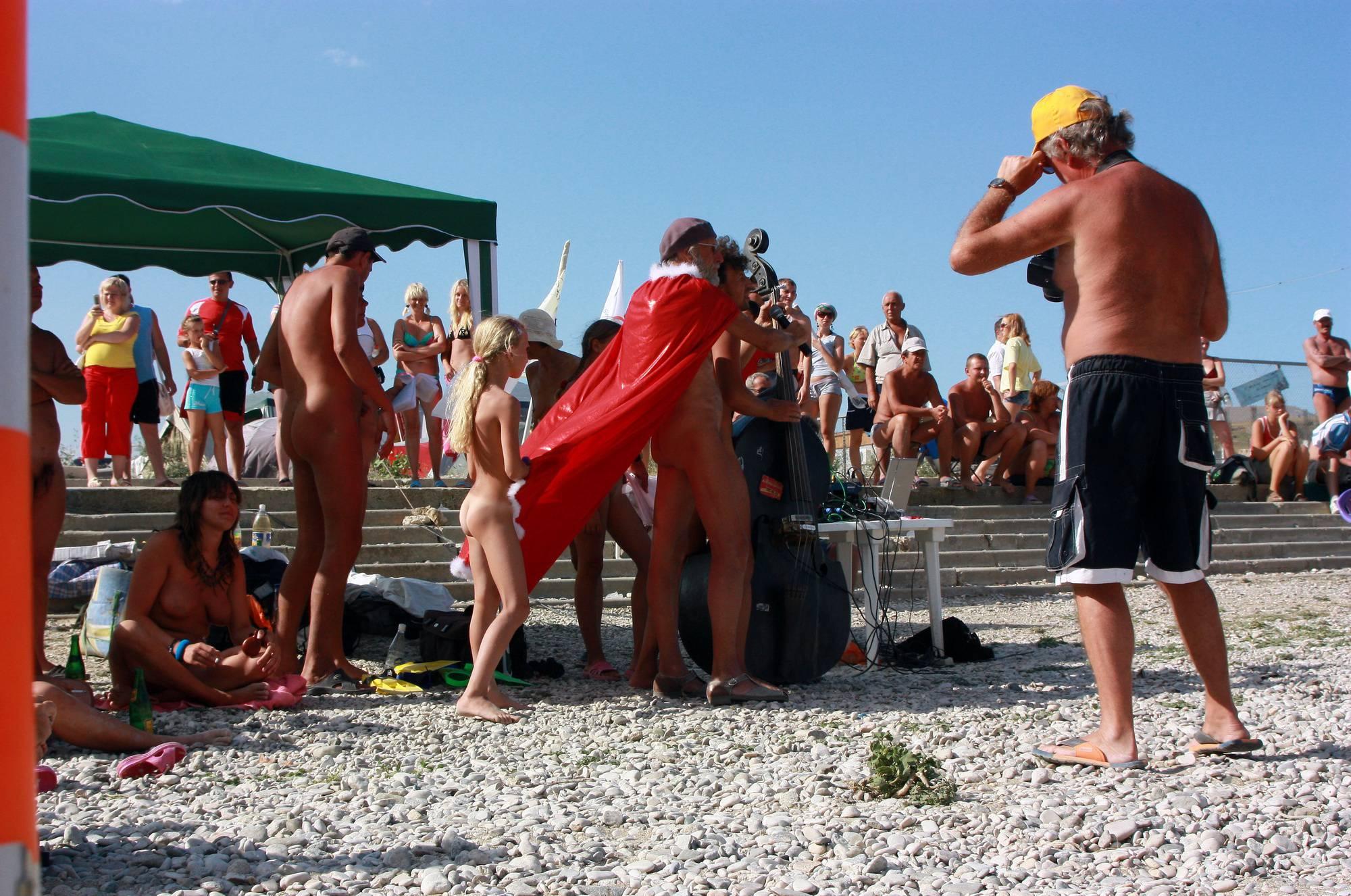 Black Sea Beach Dancing - 1