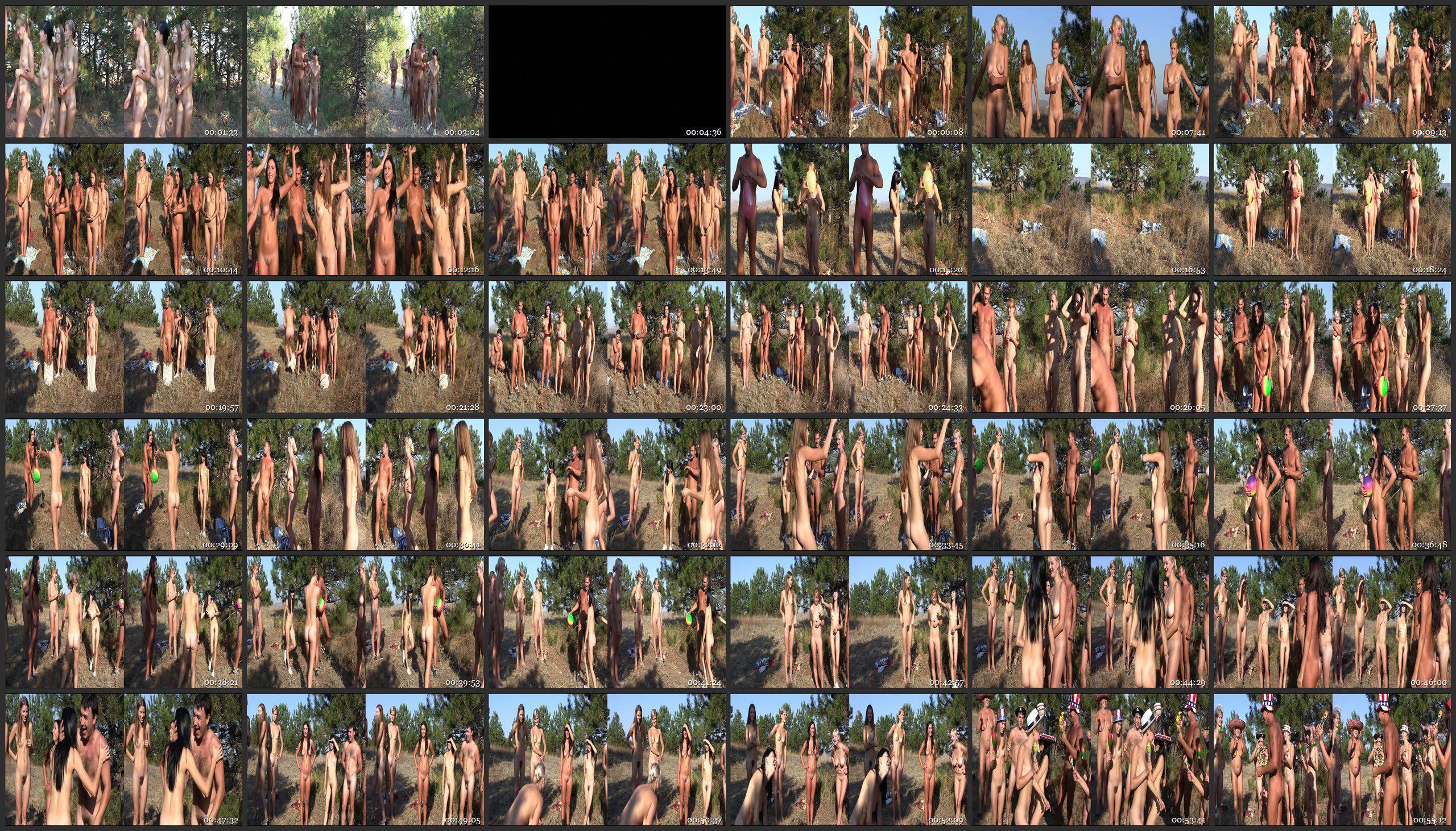3D Nudist Adventure - Thumbnails