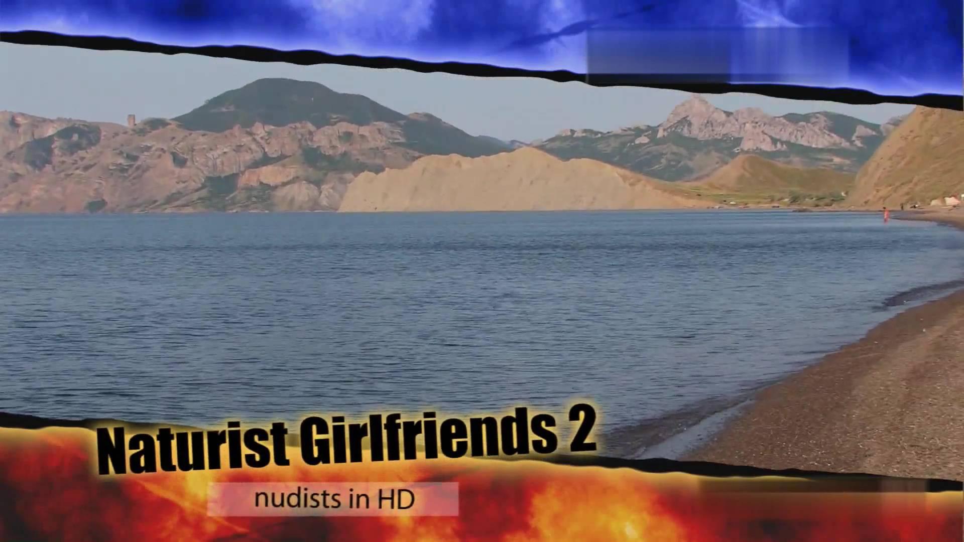 Naturist Girlfriends 2 - Poster