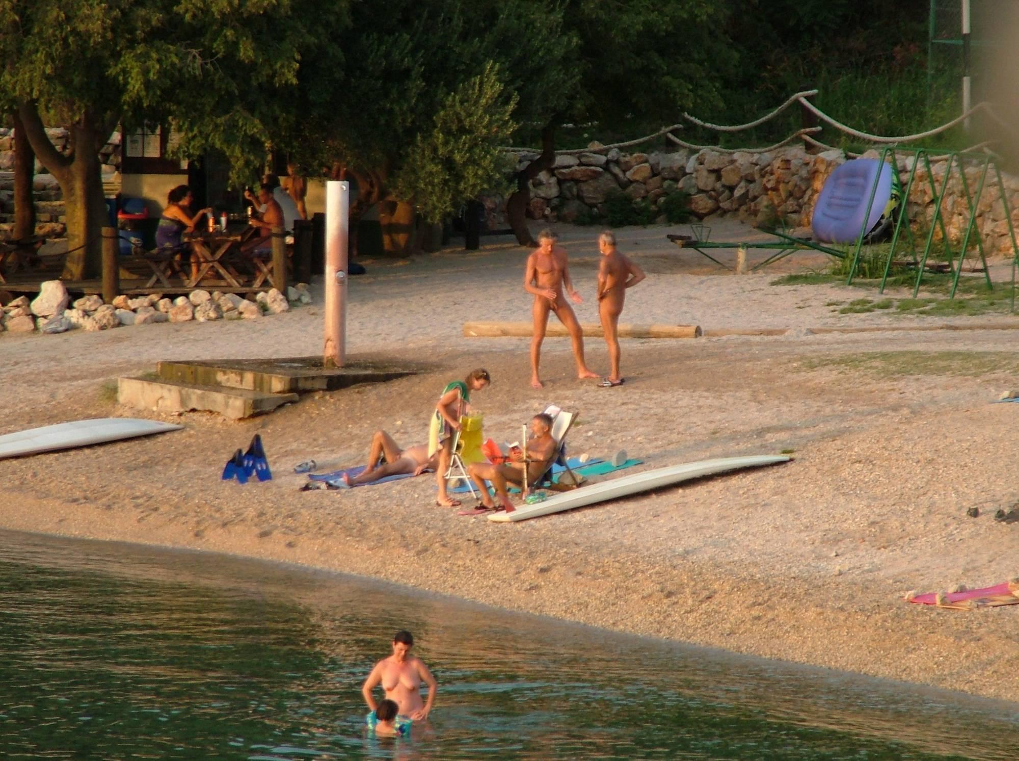 Pure Nudism Gallery FKK Outdoor Shoreline - 2