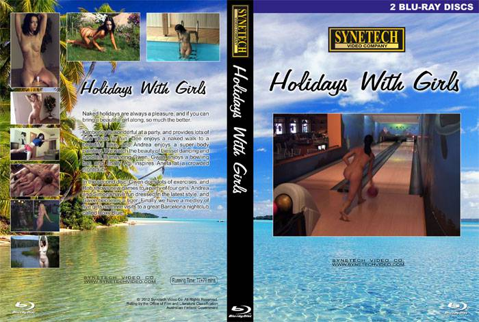 FKK Videos Holidays With Girls disc 2 - Synetech Video Company - Poster