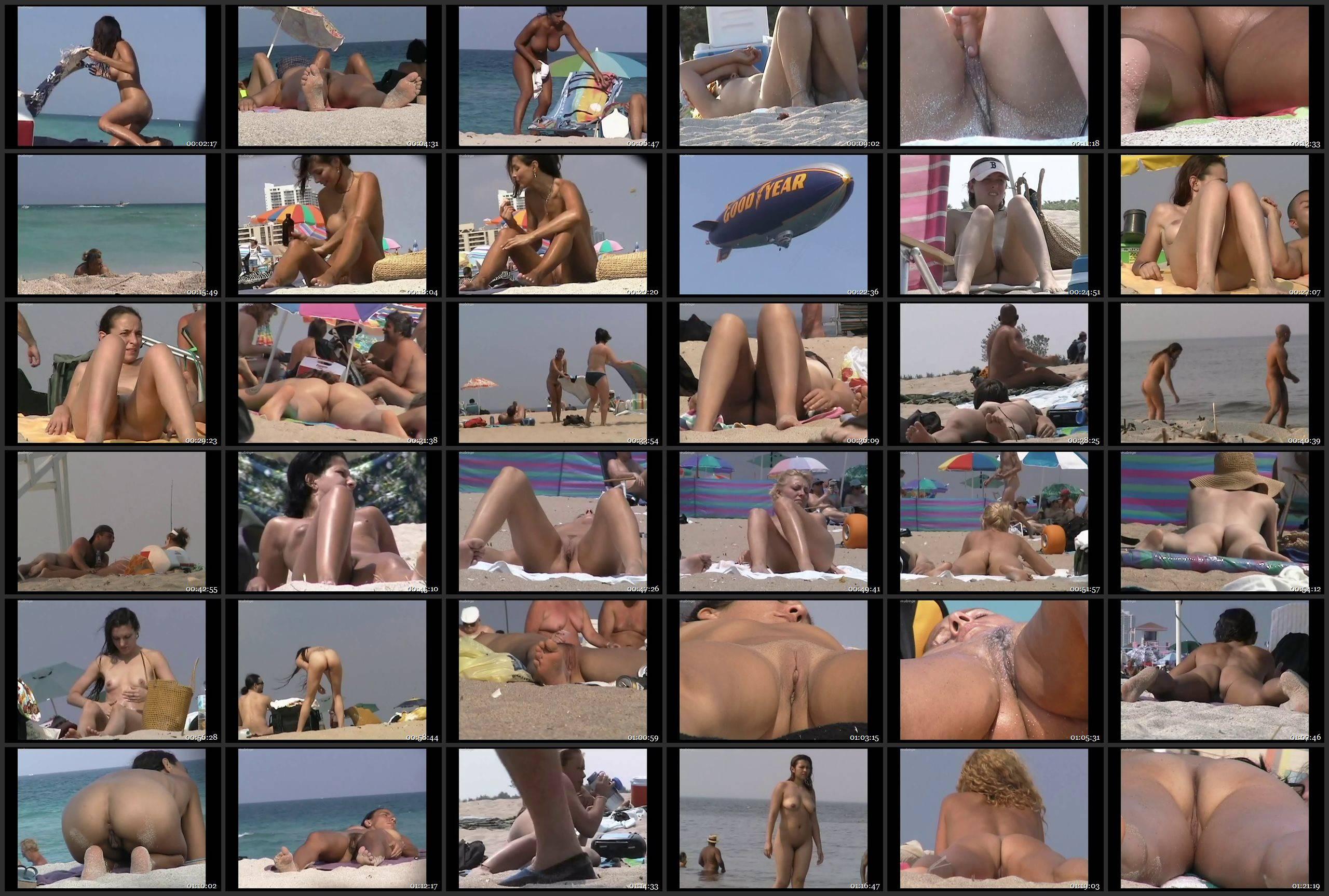 U.S. Nude Beaches Vol.7 - Thumbnails