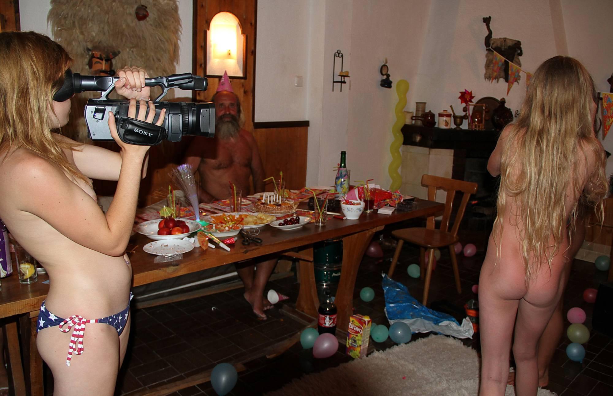 Pure Nudism Images Indoor Birthday Bonanza - 2