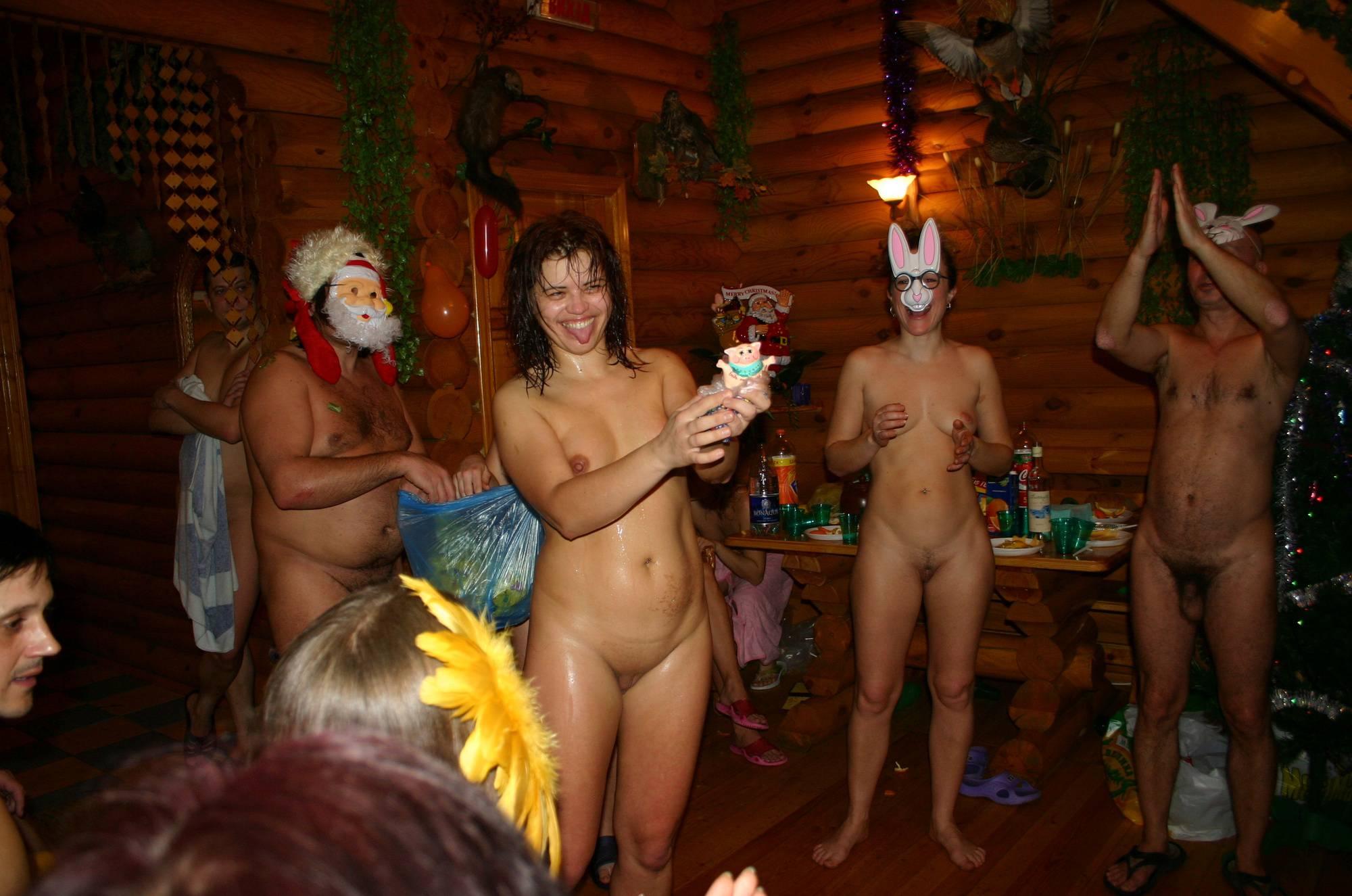 Purenudism Images Kiev Masquerade Huddle - 1
