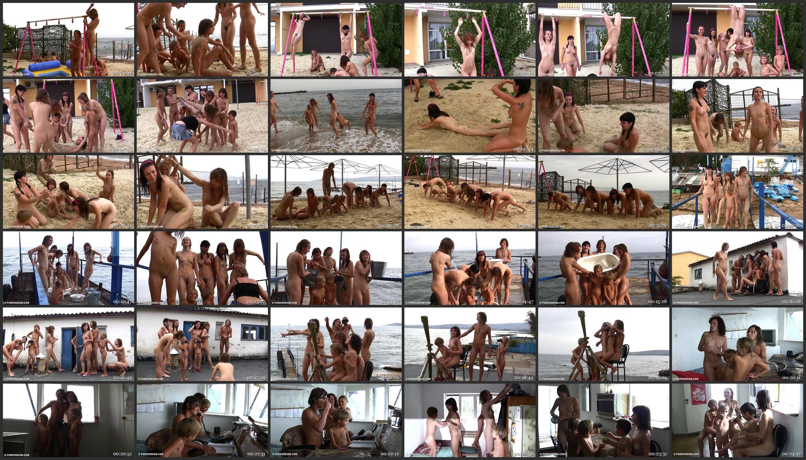 Land And Sea Naturism 4 - Thumbnails