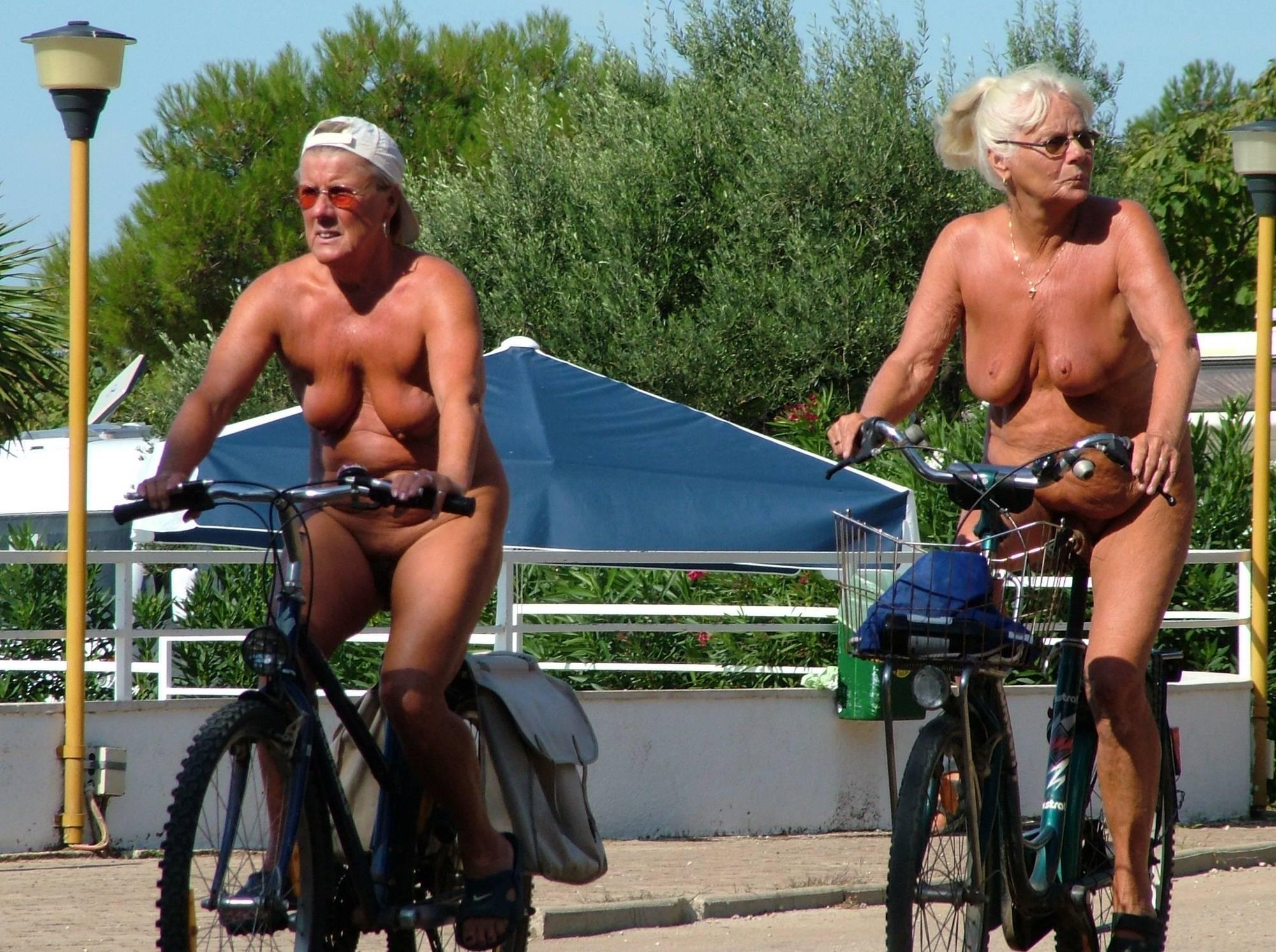 Purenudism Pics Naturist FKK Day Biking - 2