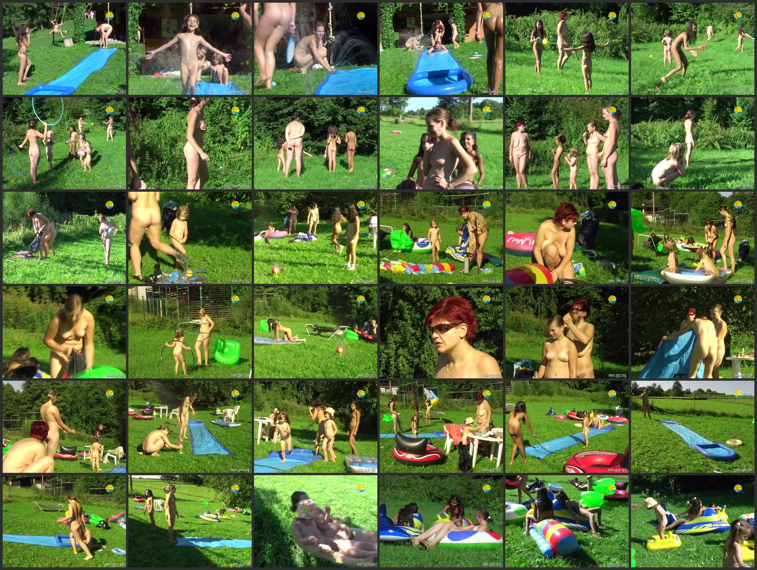 Outdoor Games - Thumbnails