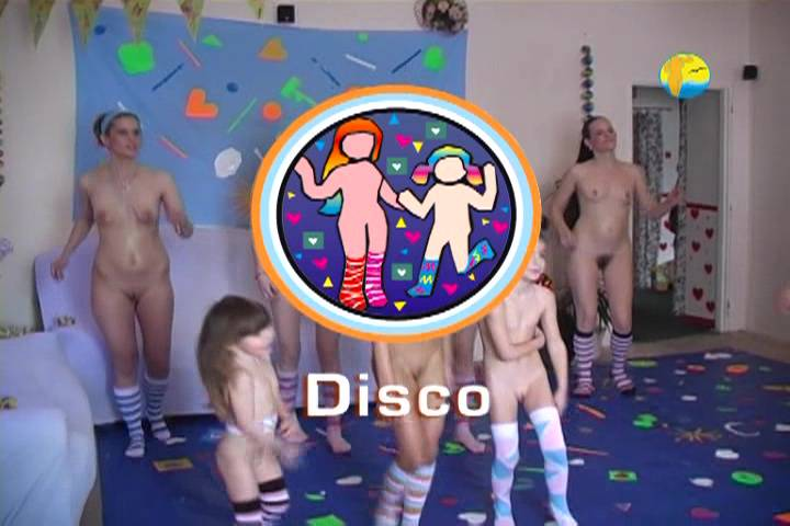 Naturist Freedom Disco - Poster