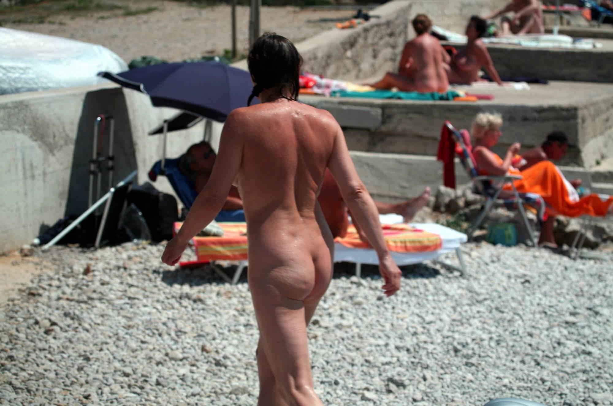 Pure Nudism Gallery Naturist Scuba Water Days - 1