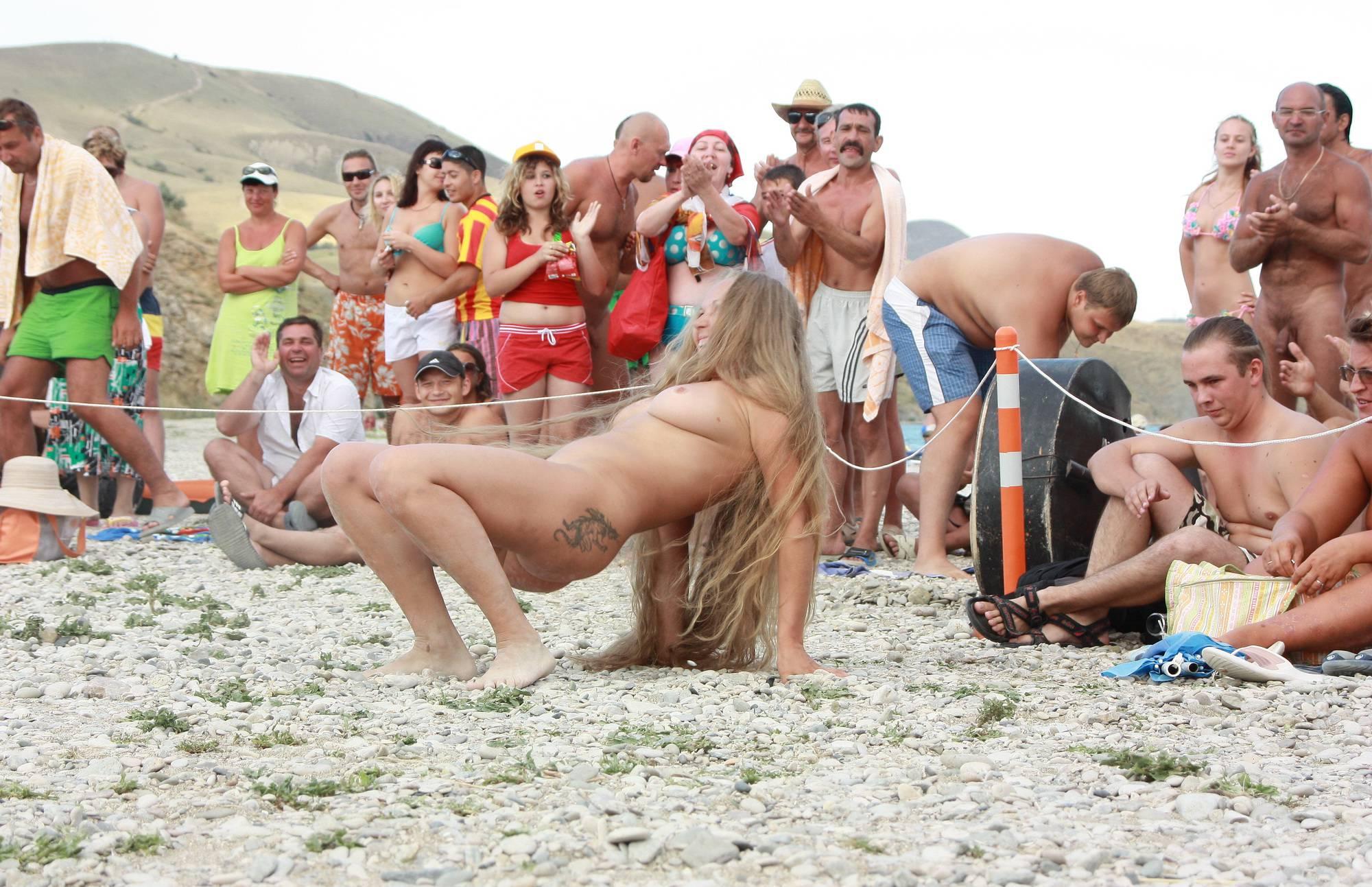 Neptune Woman Dance - 1