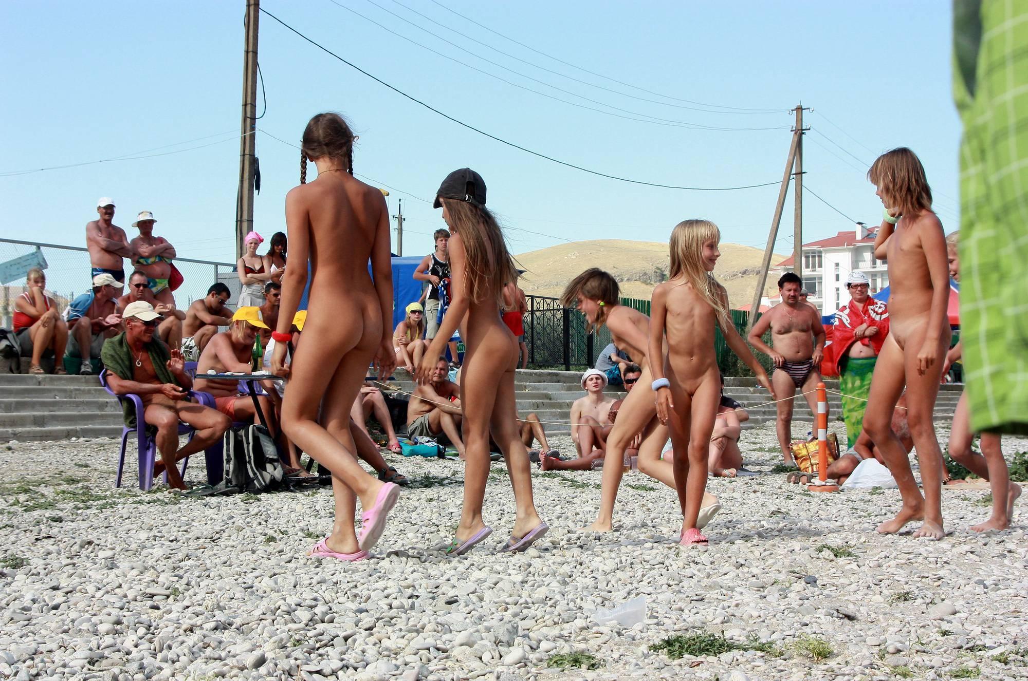 Purenudism Photos Nude Contestant Walk-Off - 3