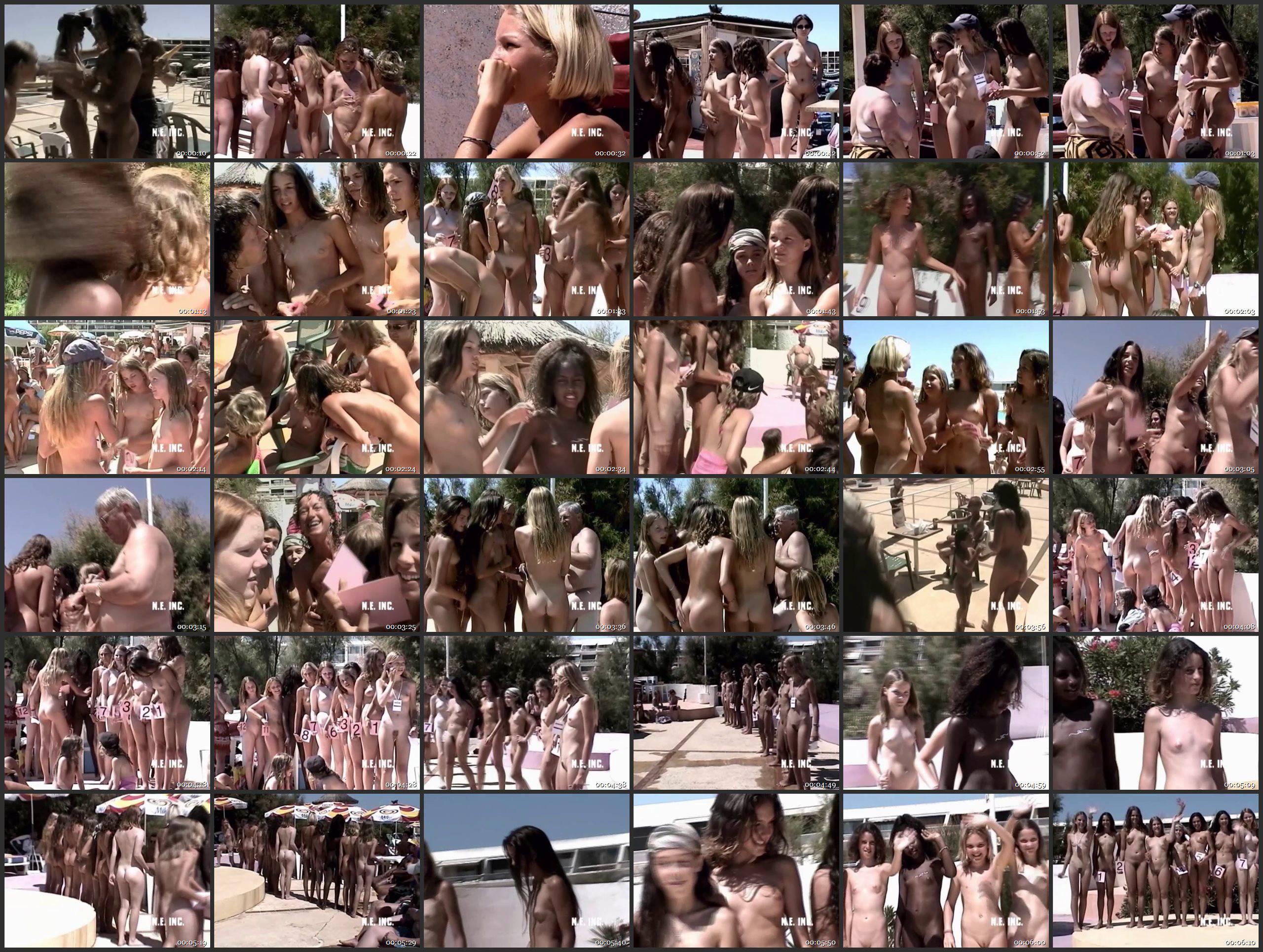Miss Teen Nudist 2001 1 - Thumbnails