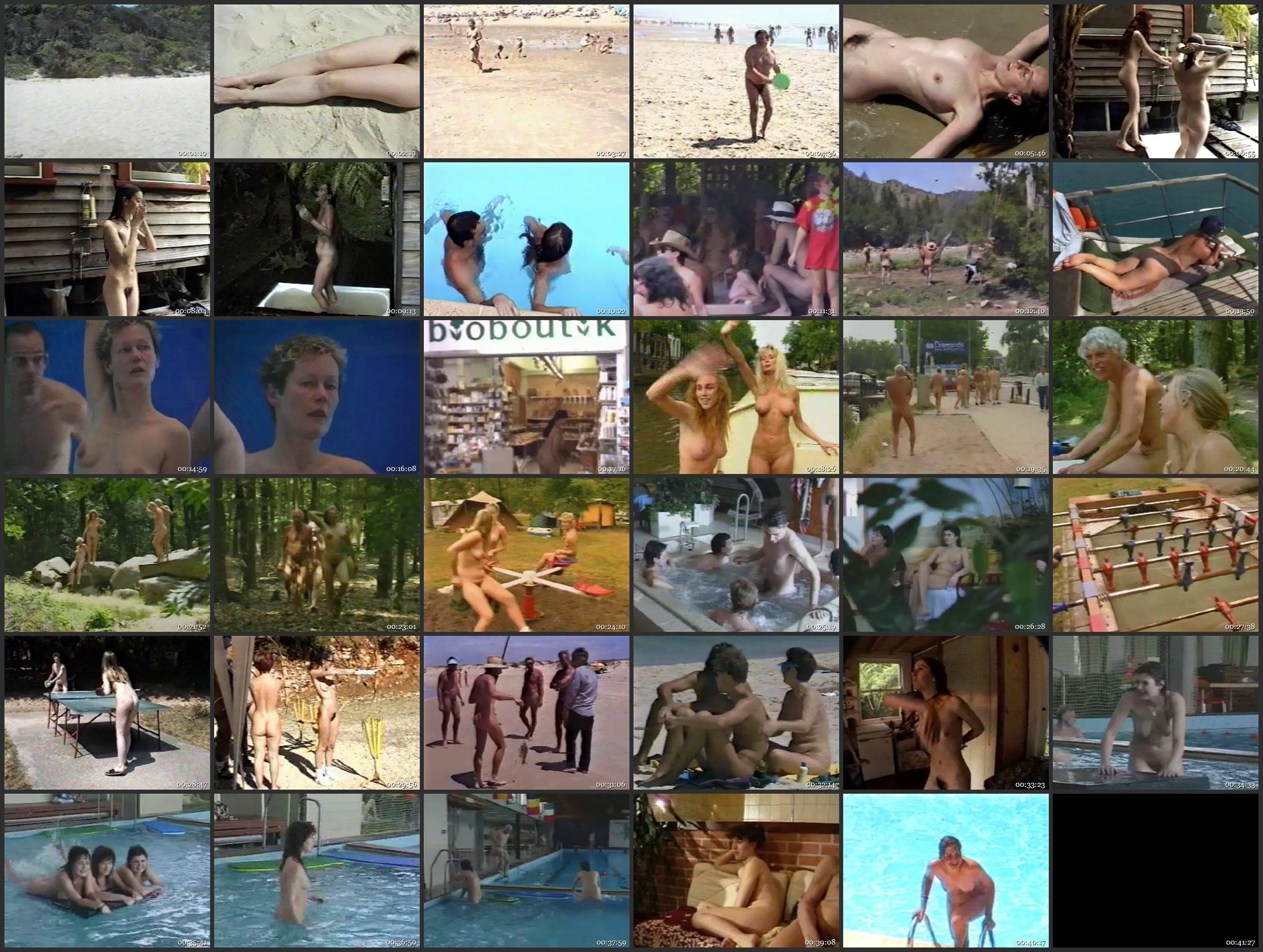 Nudist Videos Collection - BartDude - Thumbnails