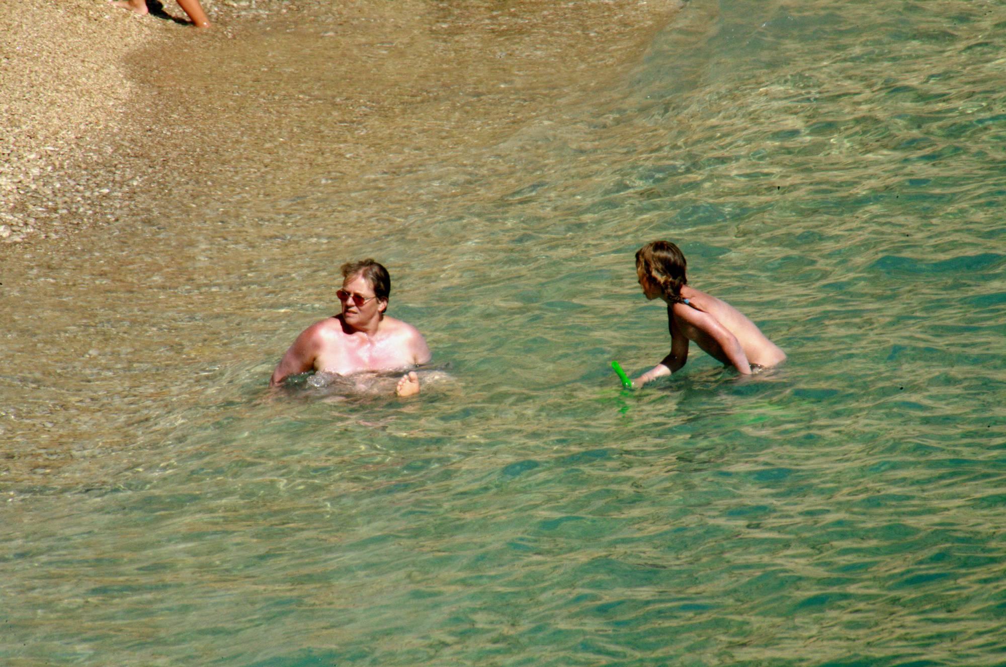 Purenudism Parental Beach Kids Guide - 2