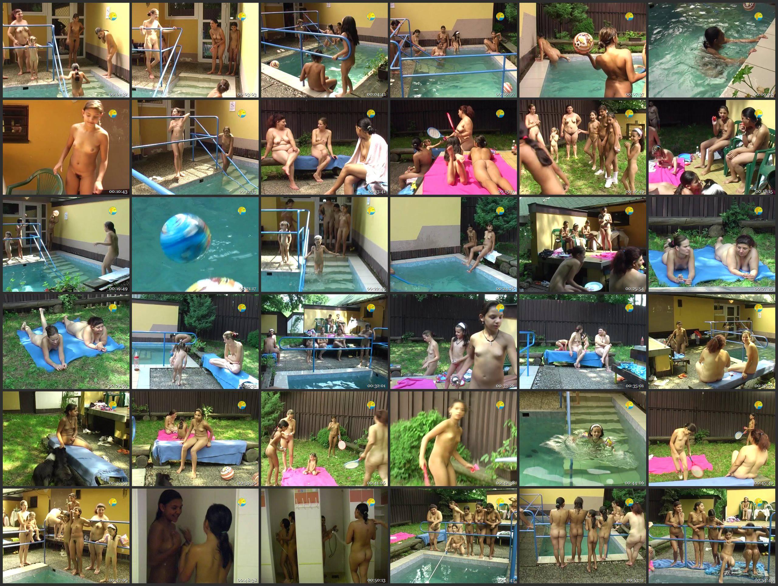 Naturist Freedom Poruba Girls' Afternoon - Thumbnails
