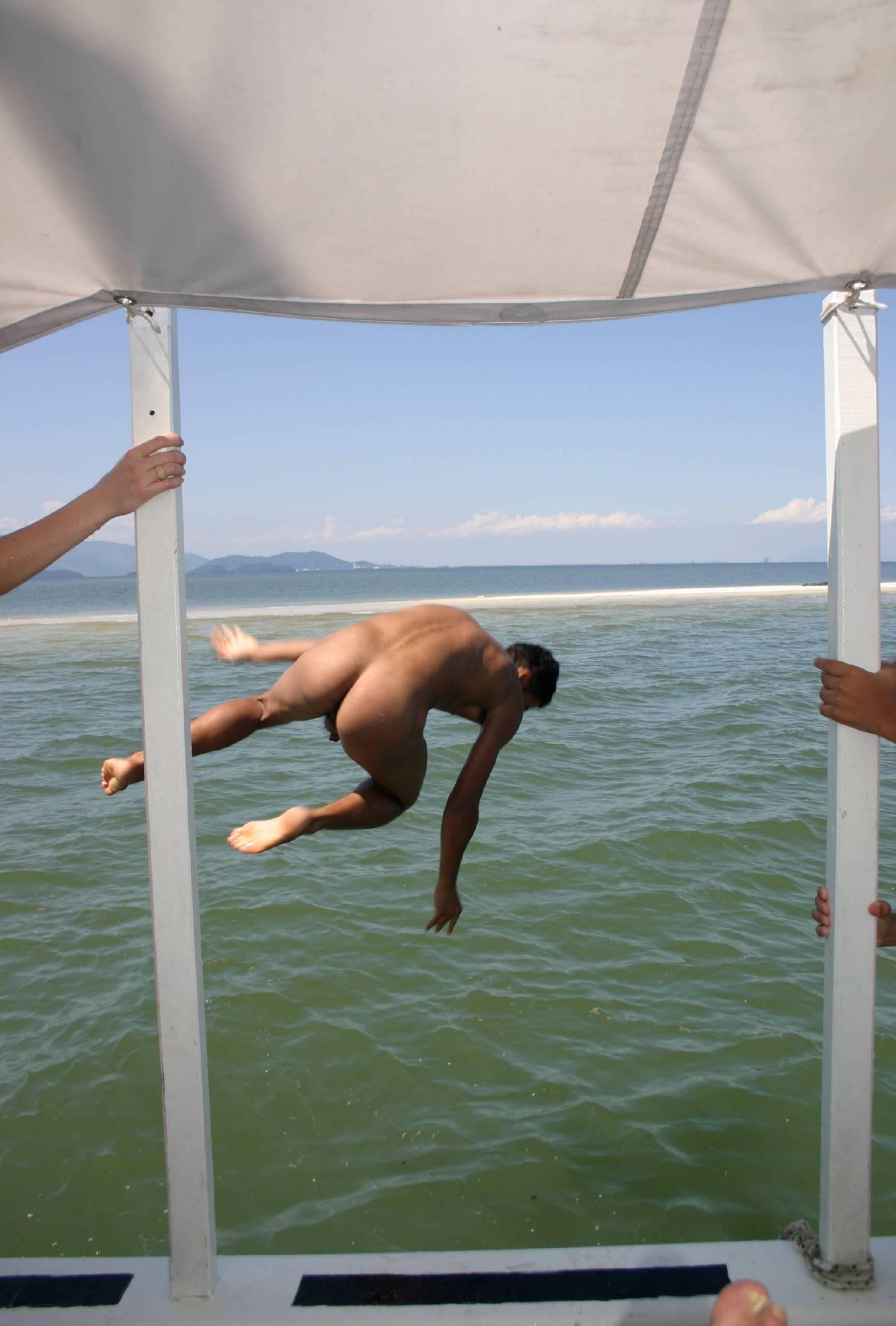 Brazilian Boating Jumps - 1