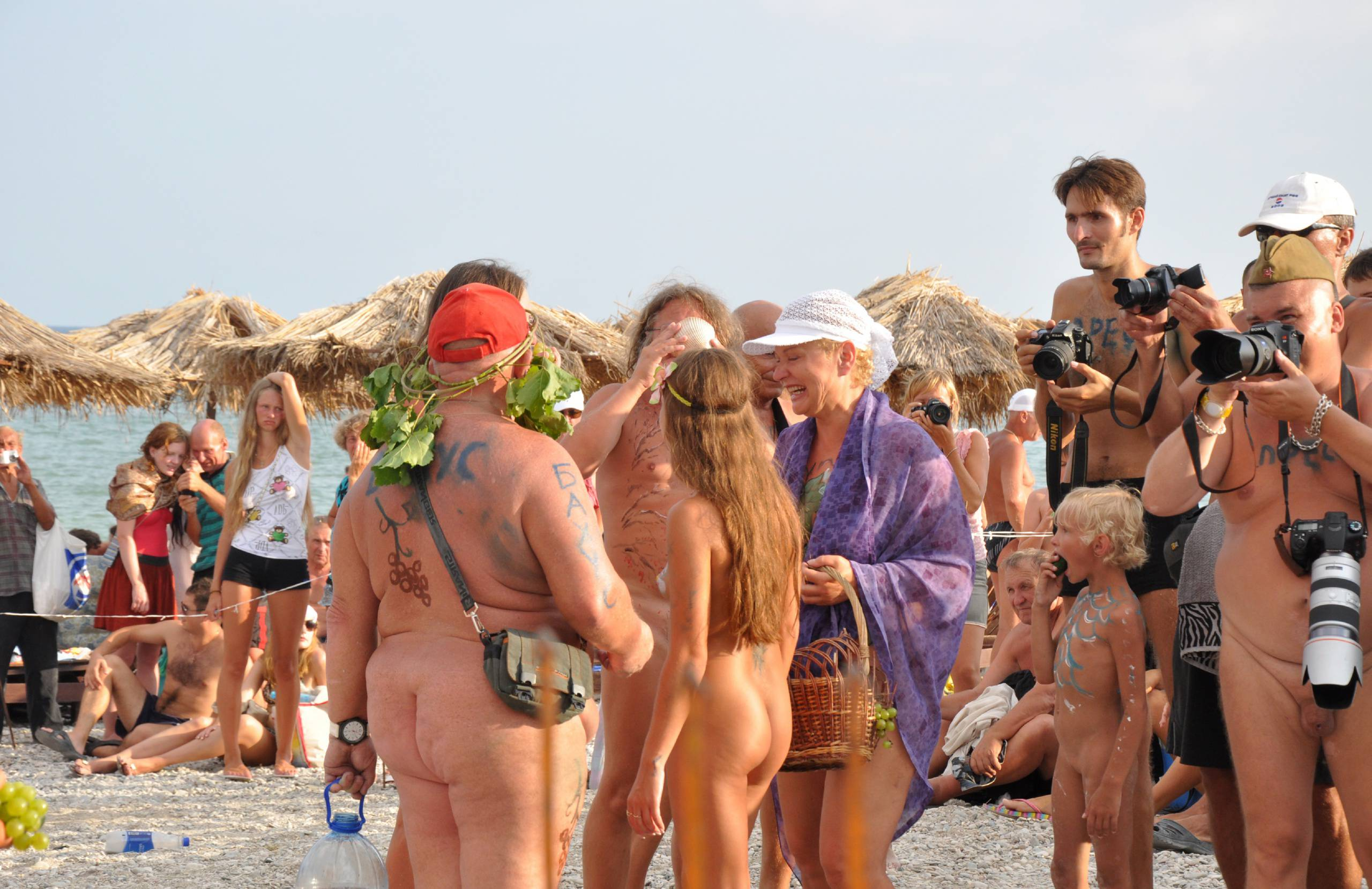 Purenudism Koktebel Beach Party - 1