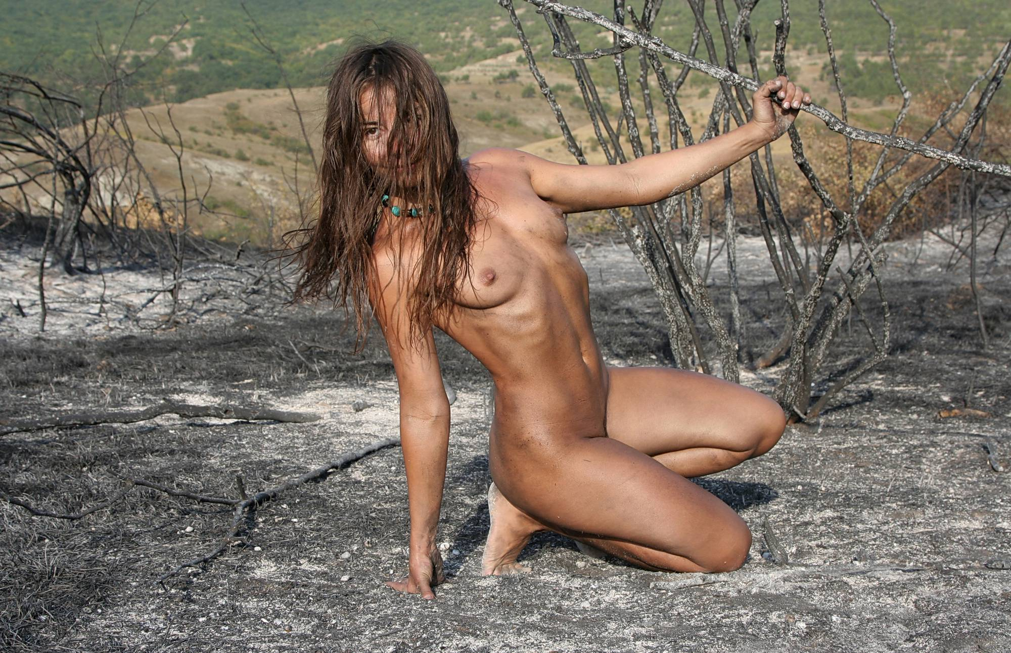 Pure Nudism Gallery Dry Sands And Grounds - 2