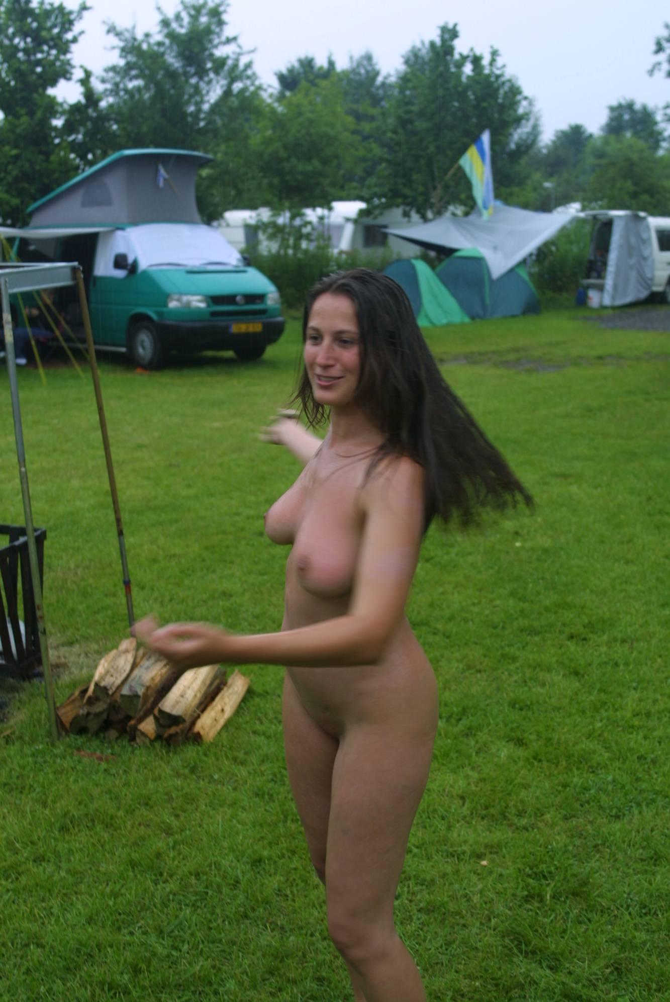 Pure Nudism Pics Family Nude Camping Hug - 2