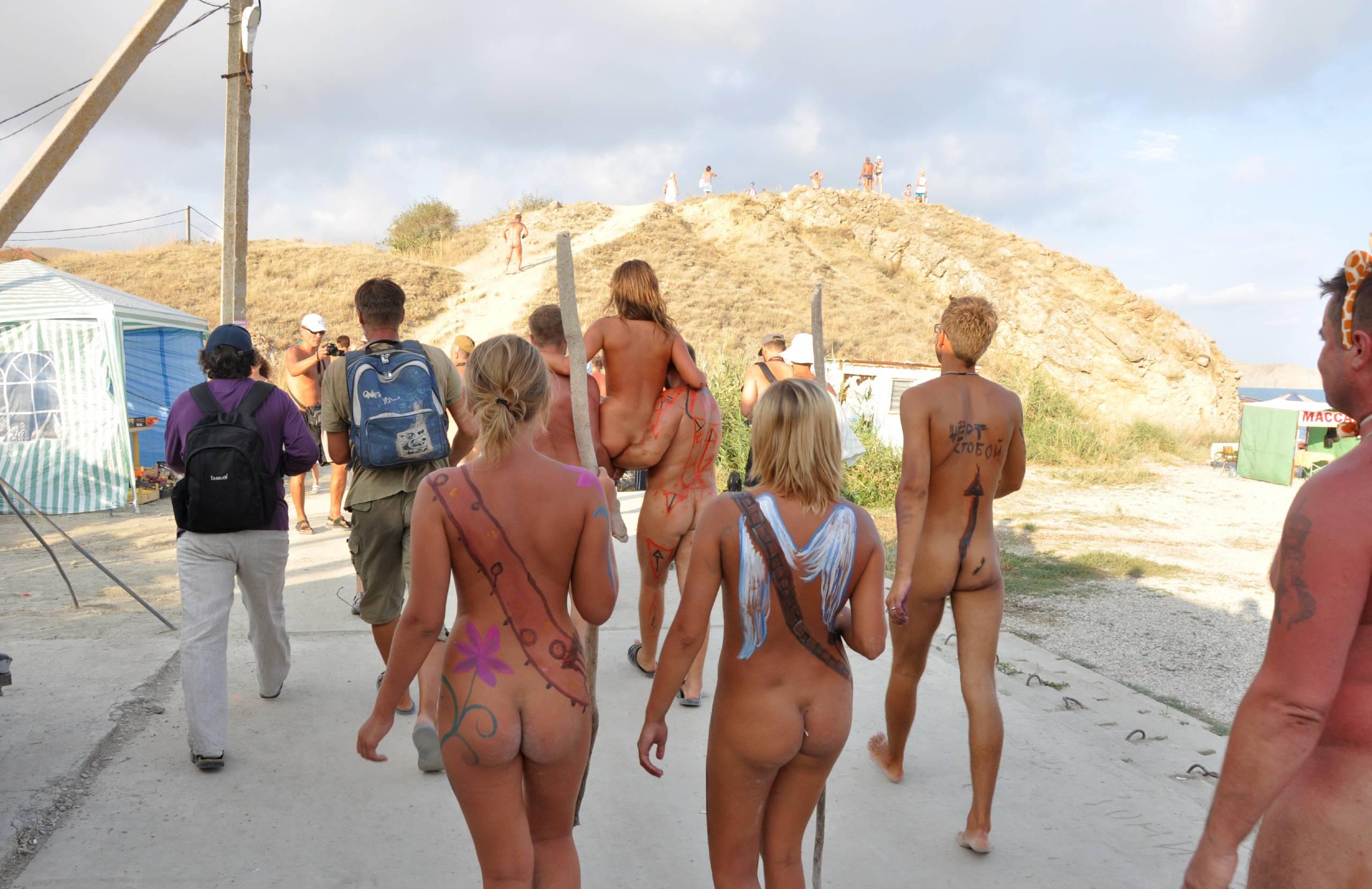 Purenudism Koktebel Beach Party - 2