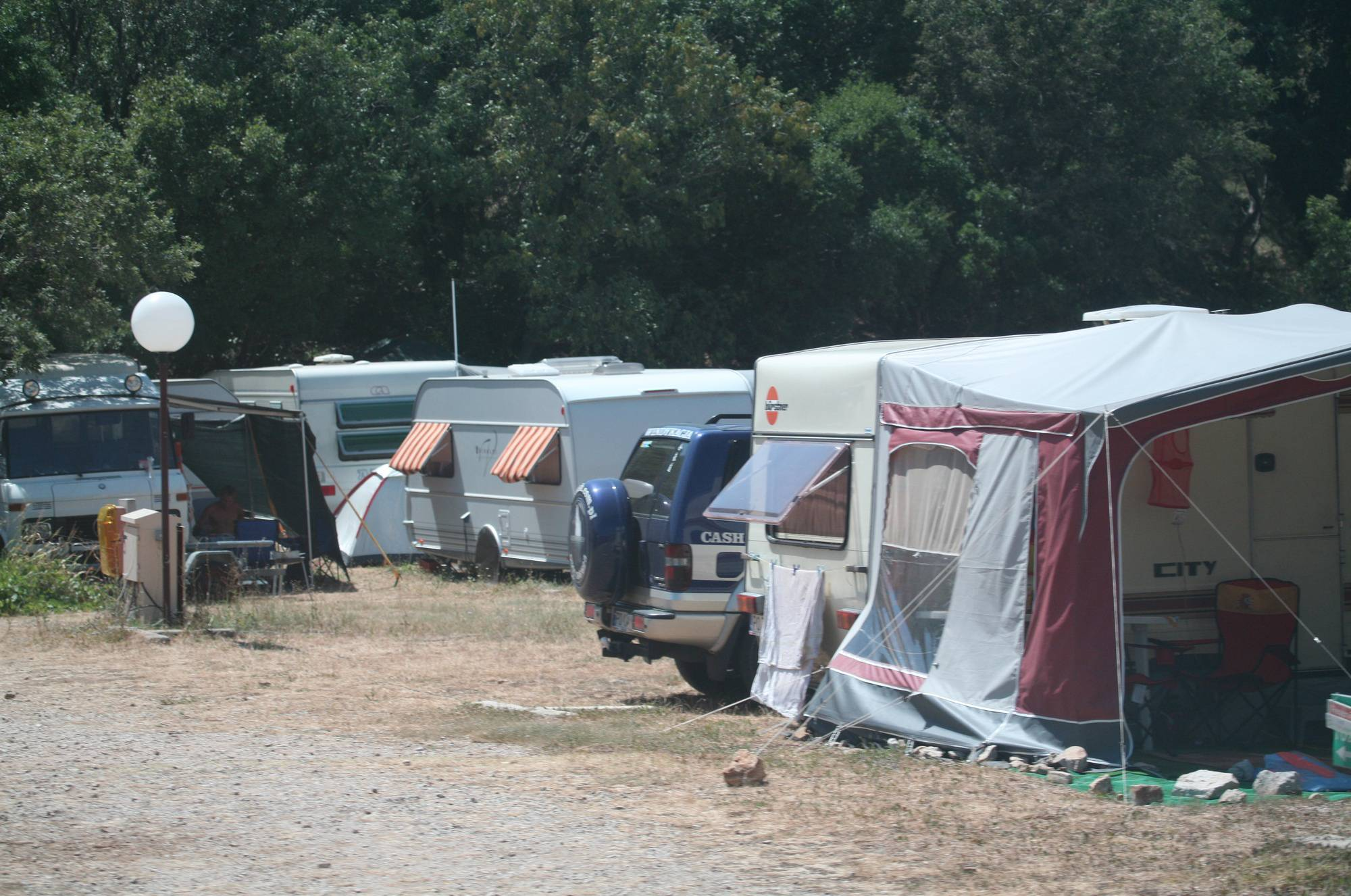 Bares Camping Scenery - 3