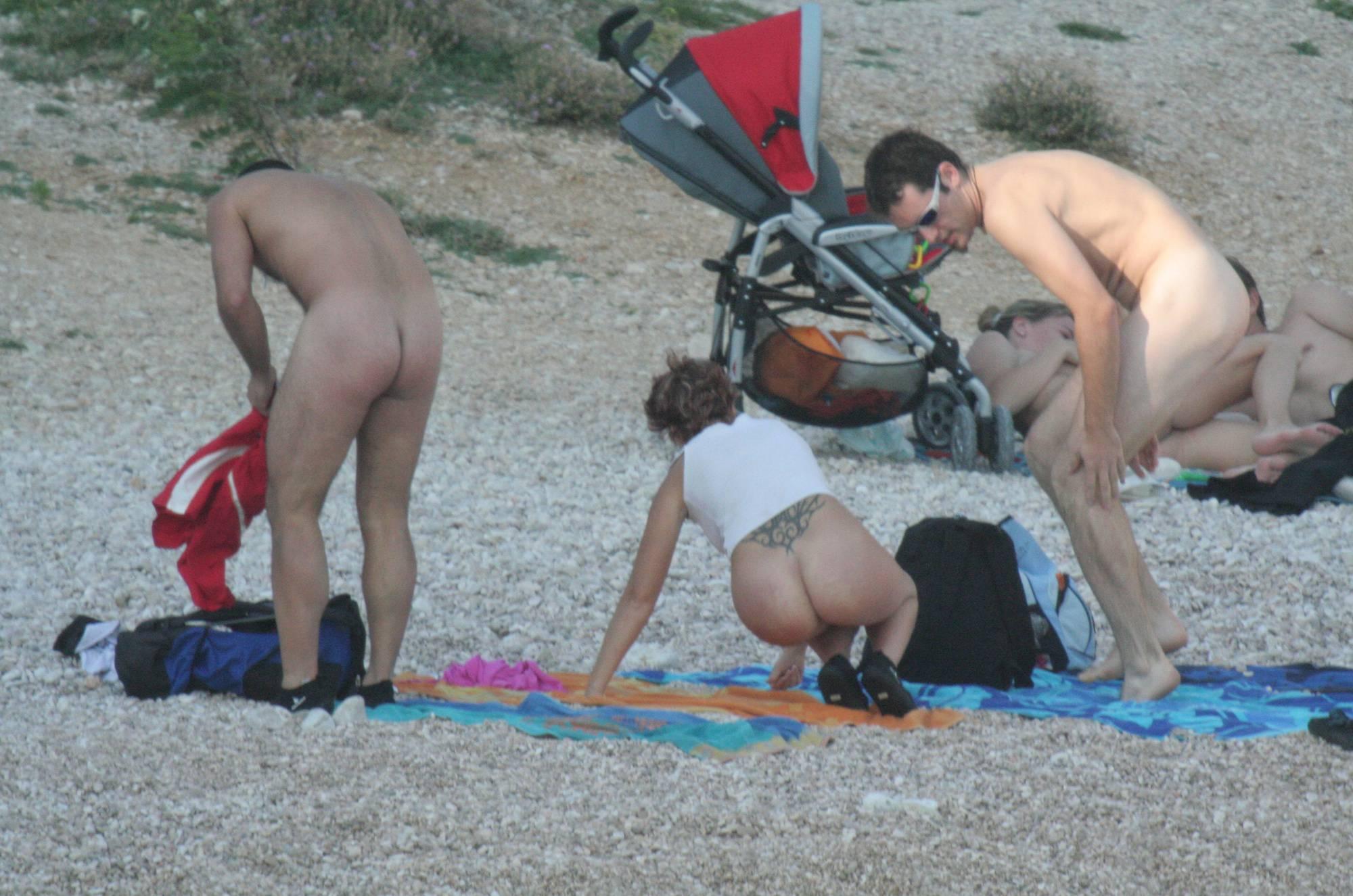 Pure Nudism Pics Croatian Baska Beach - 2