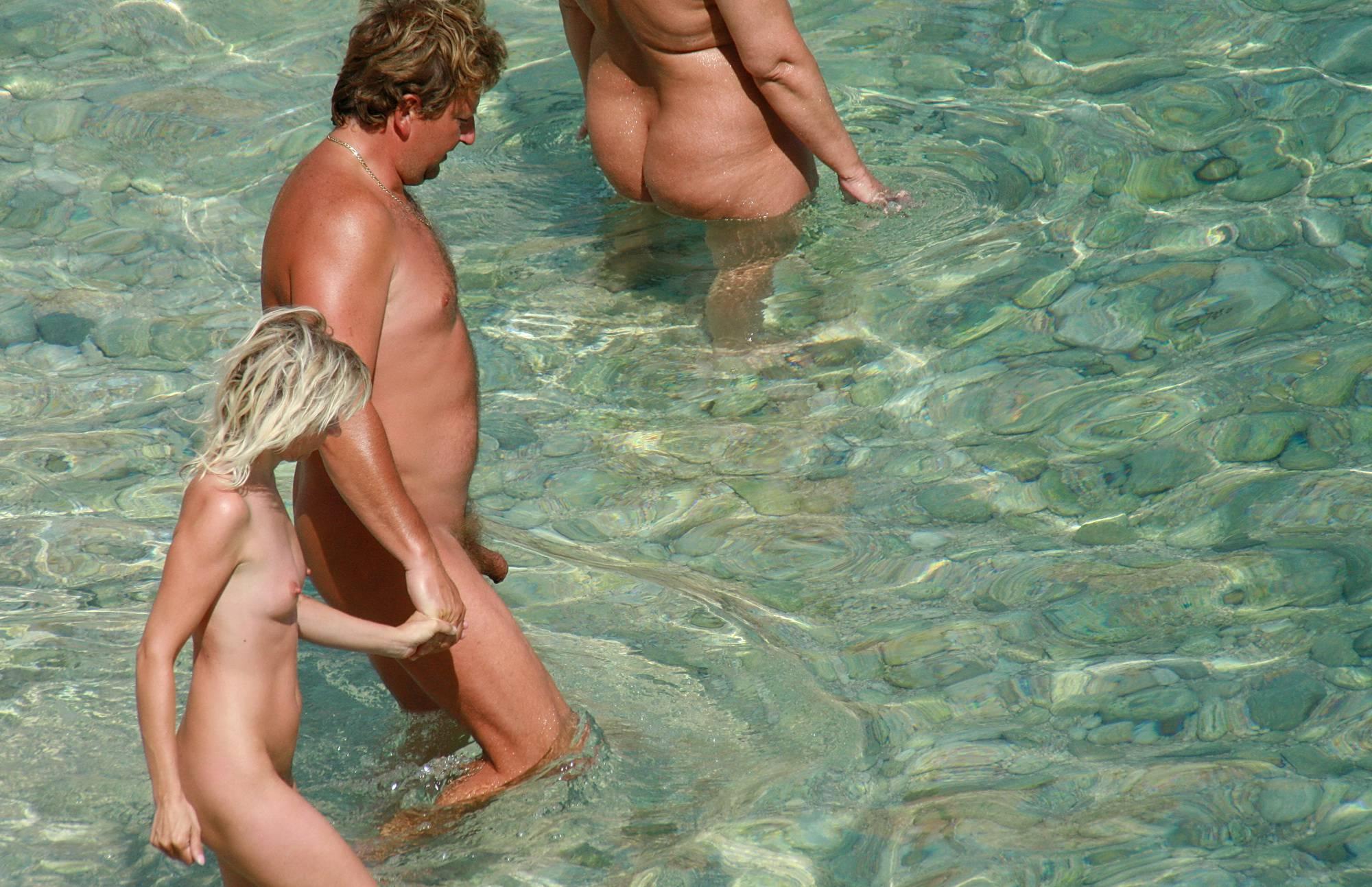 Pure Nudism Gallery Crystal Sea Crystal Sand - 1