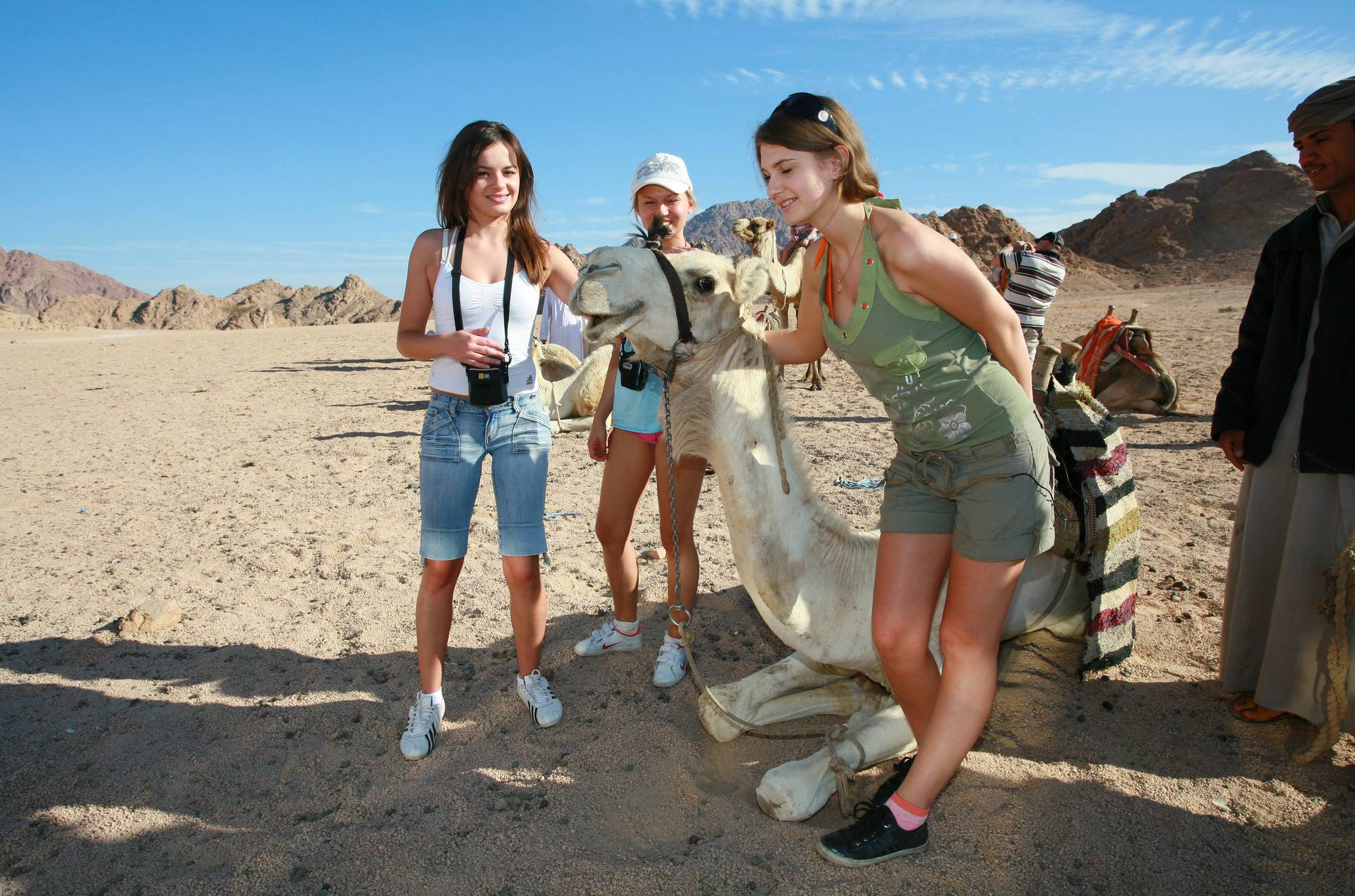 Pure Nudism Pics Egyptian Camel Day Tour - 3