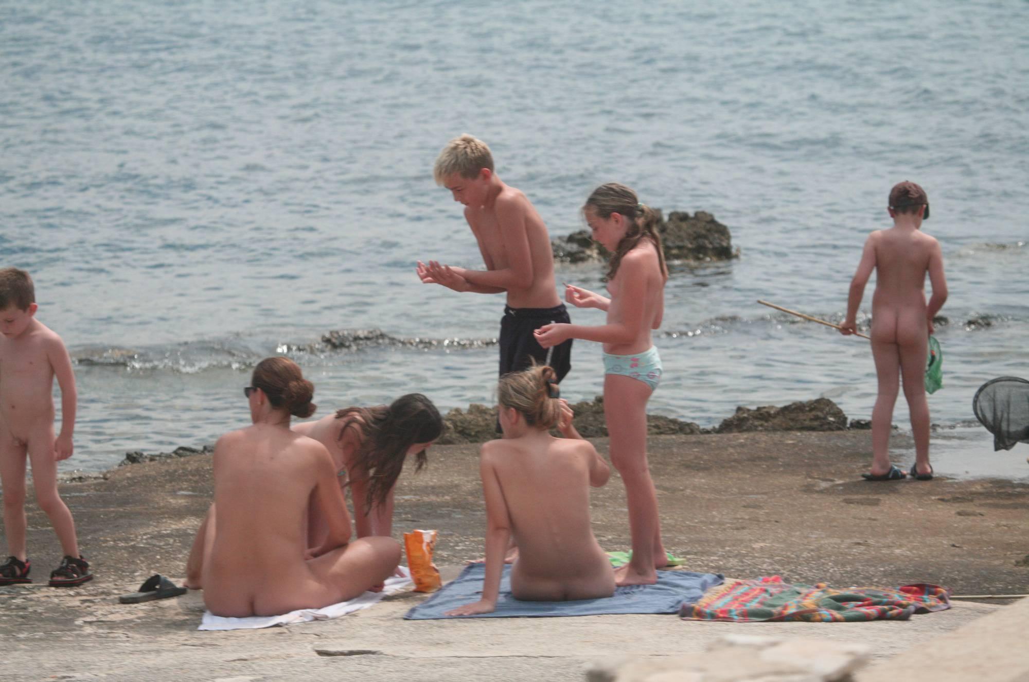 Nude FKK Family Beach - 1