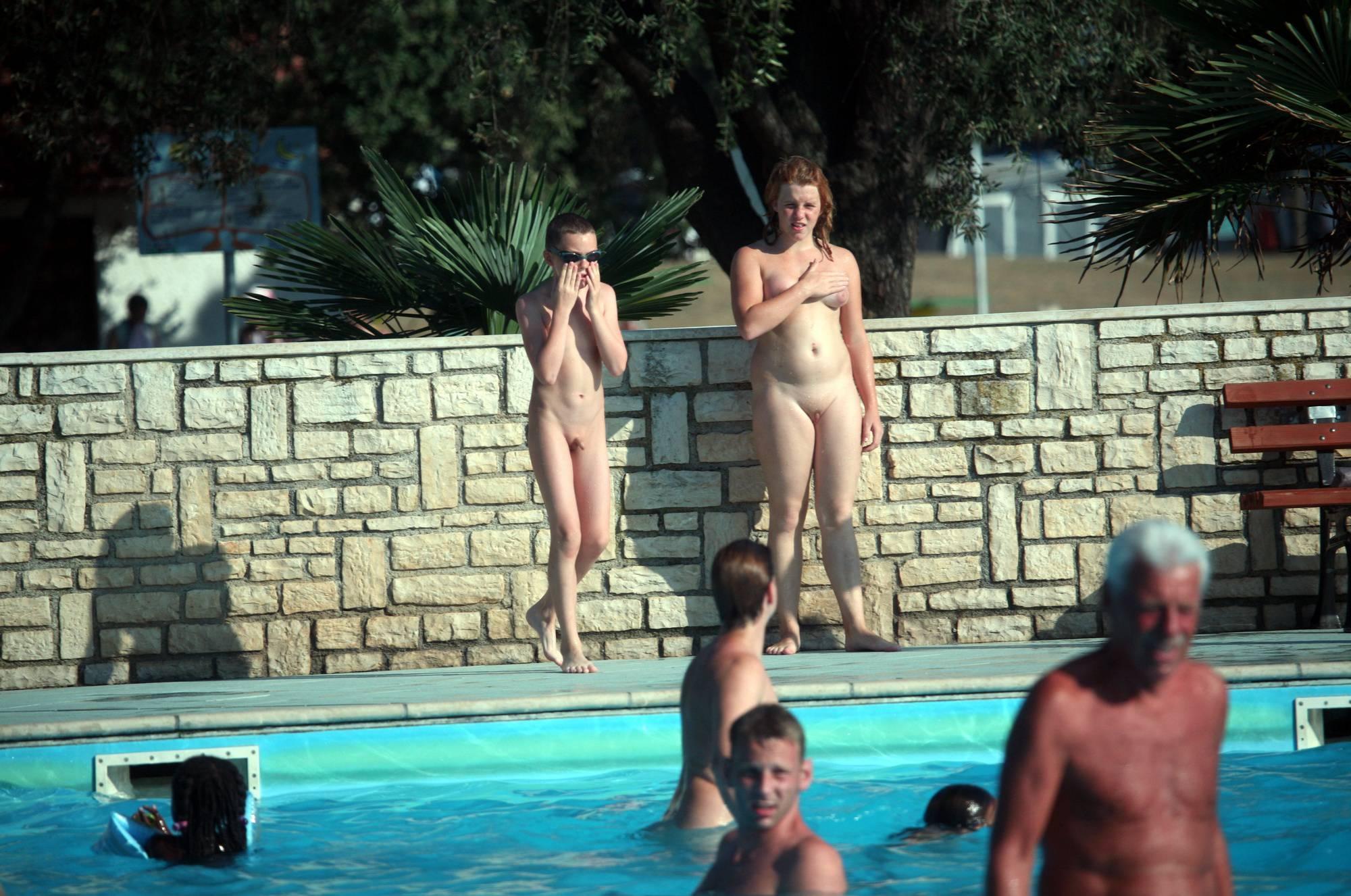 Purenudism Pics Nudist Pool Group Gather - 3