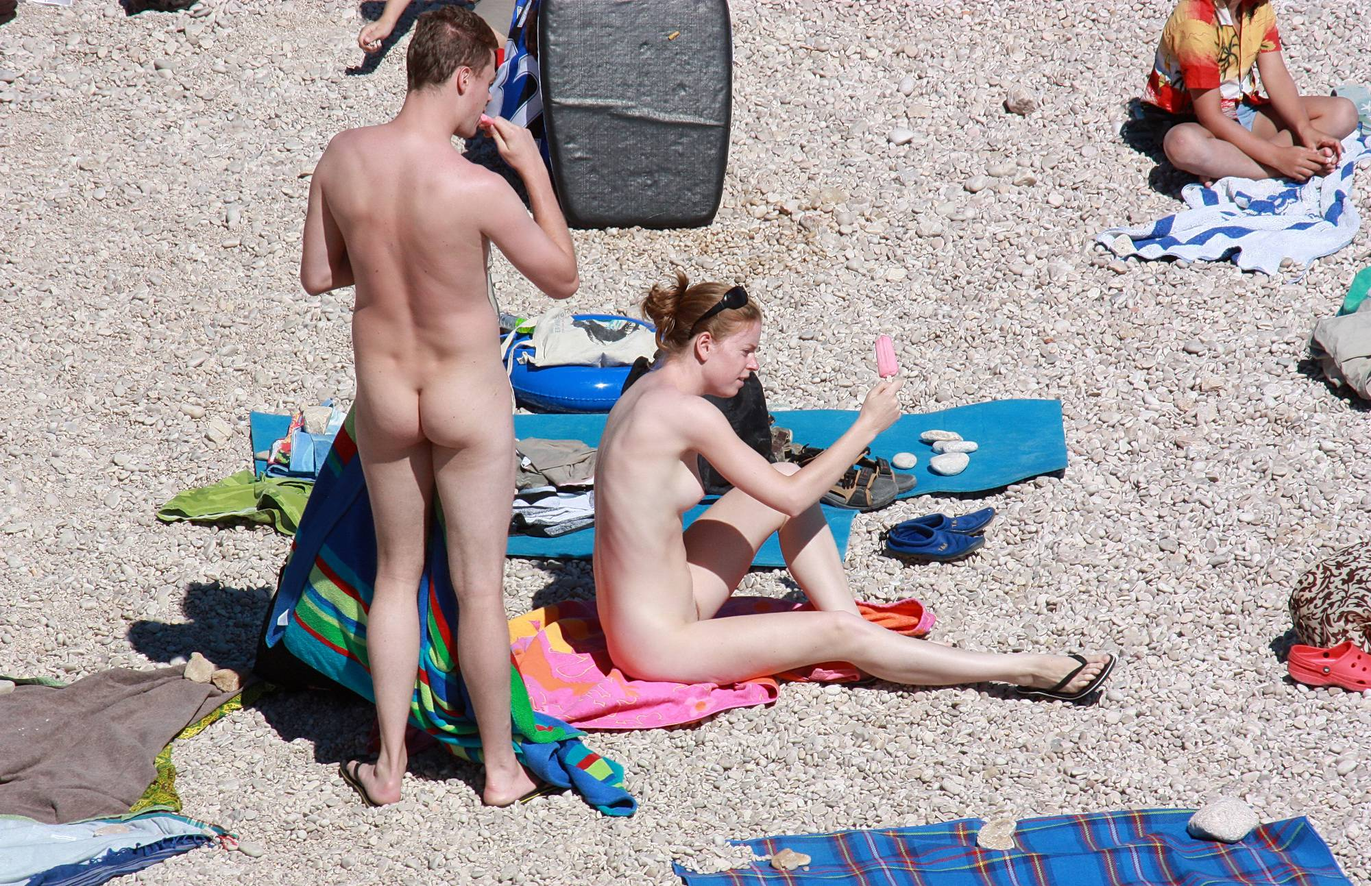 Pure Nudism Beachy Keen Summer Day - 3