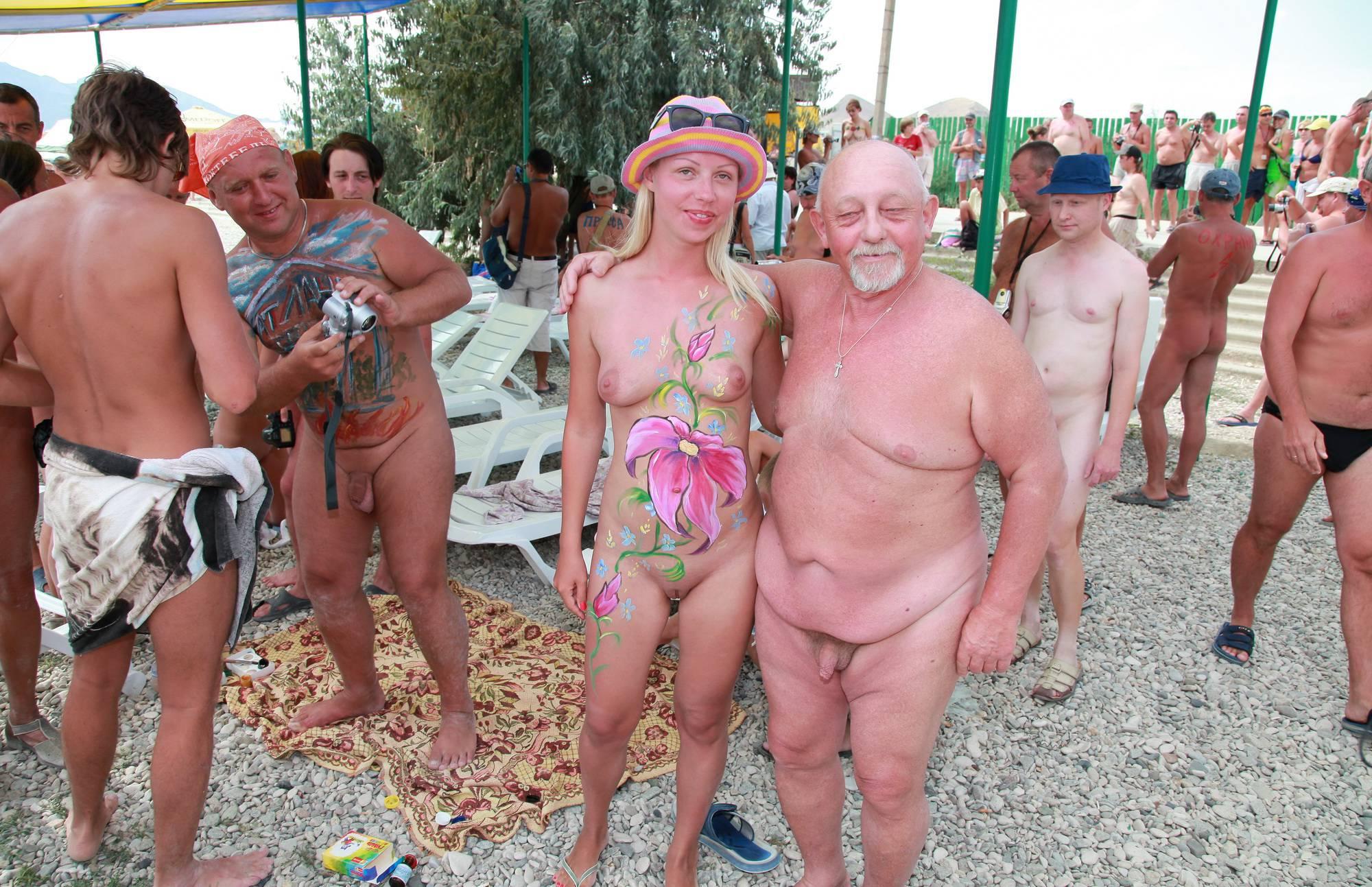 Pure Nudism Neptune Grandpa Masters - 3