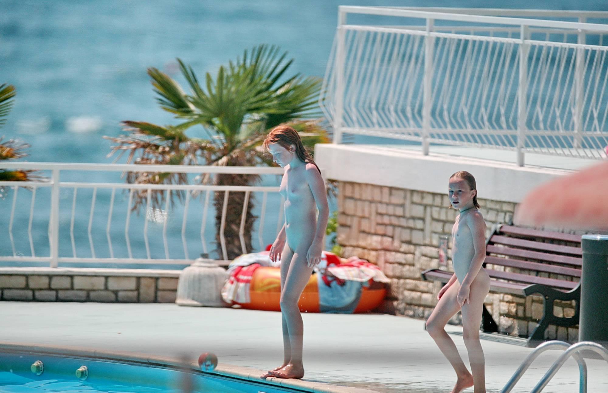 On Pool Sunny Areas - 2