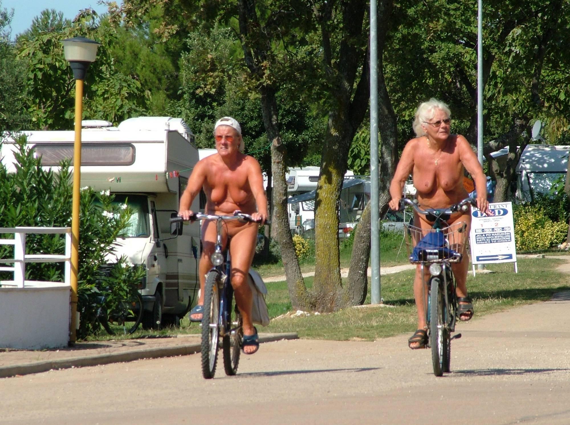 Purenudism Naturist FKK Day Biking - 1