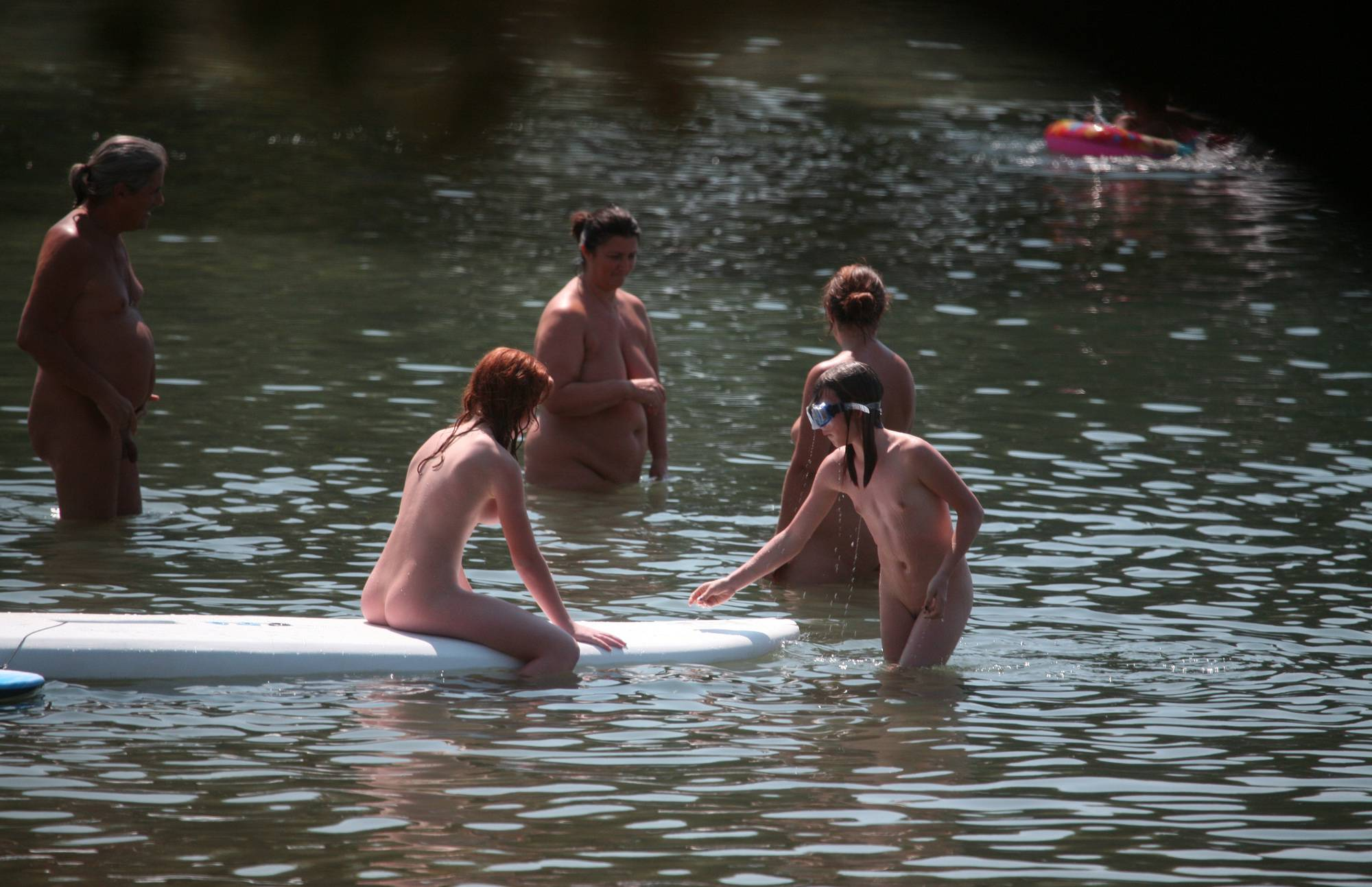 Nudist Park Canoe Waters - 3