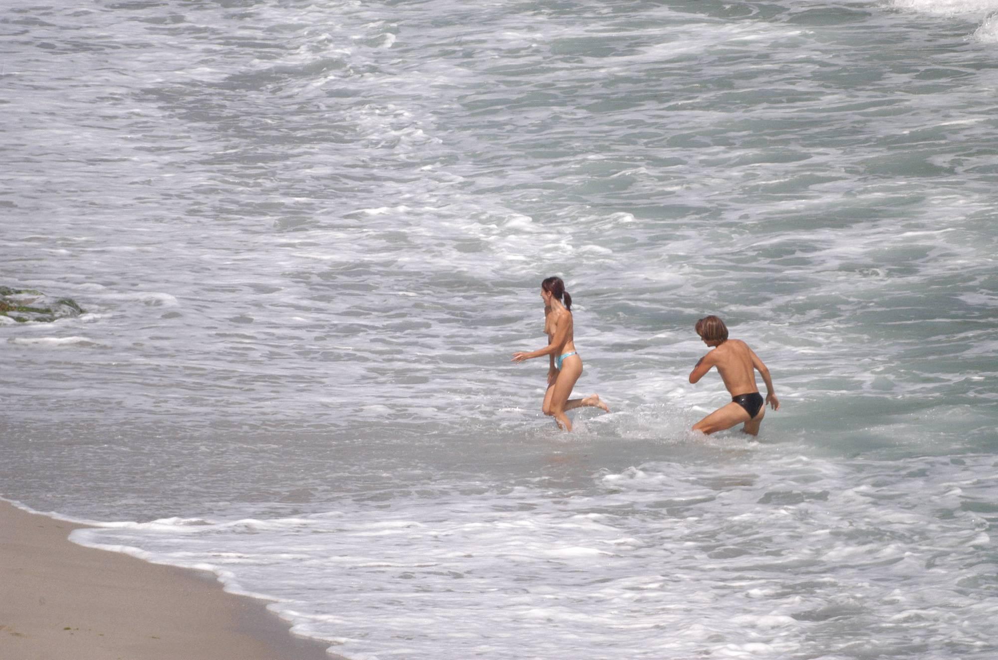 Purenudism Images Verna Beach Far Overview - 1