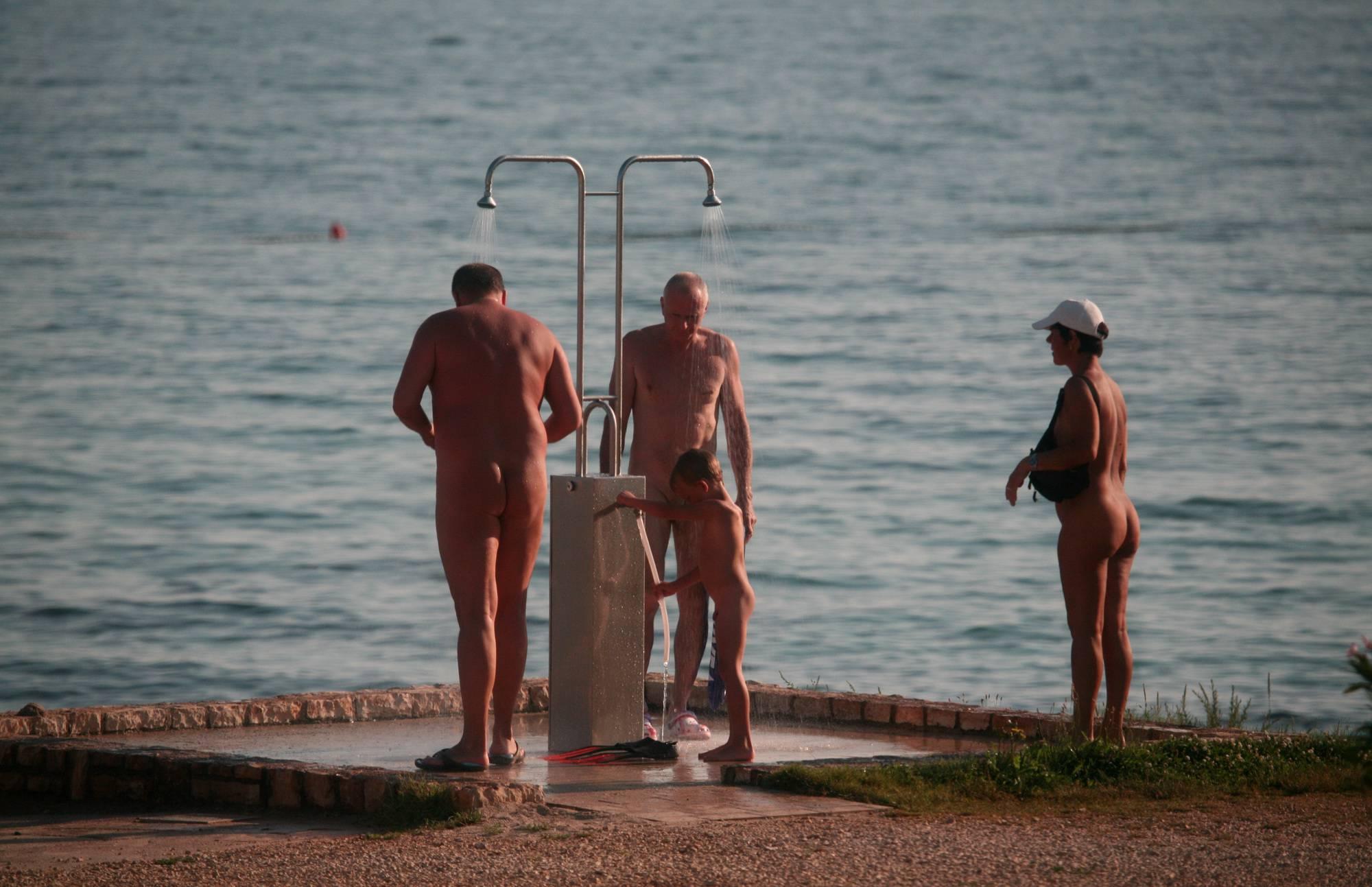 Pure Nudism Dusk Til Dawn Showering - 3
