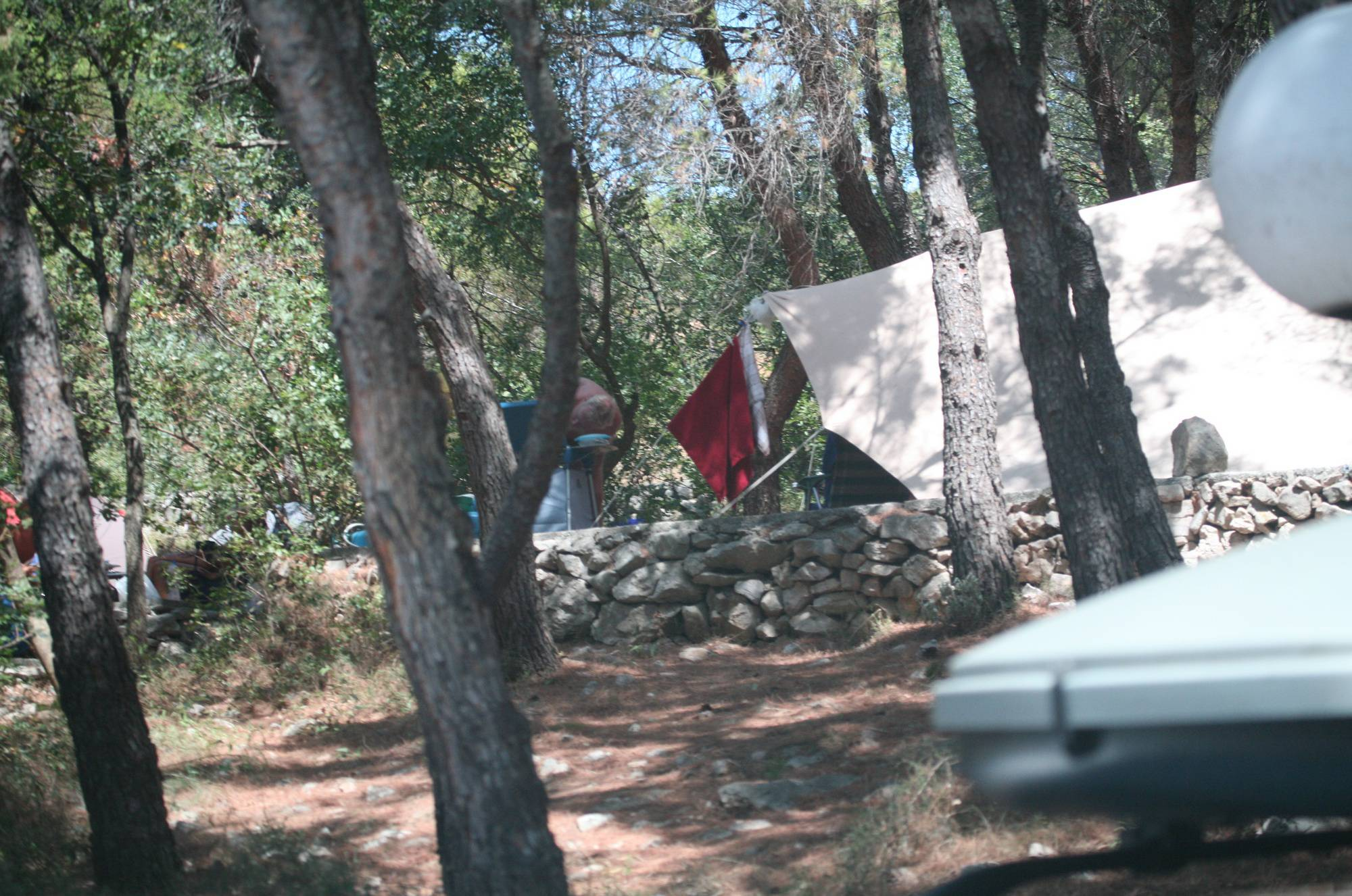 Pure Nudism Pics Bares Camping Scenery - 2