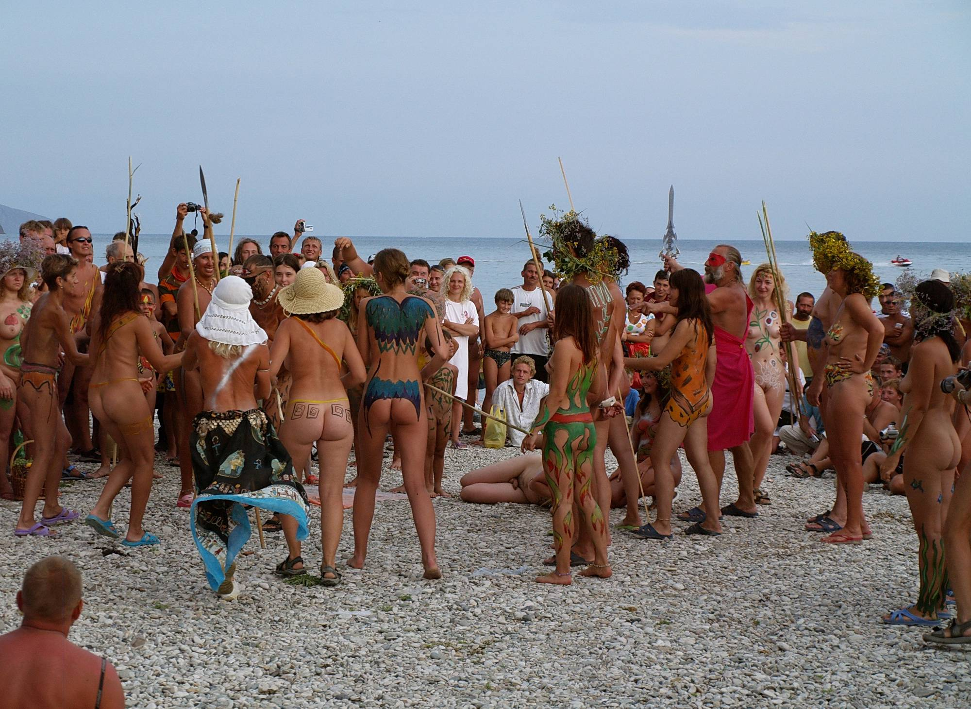 Naturist Party Mega Bash - 1