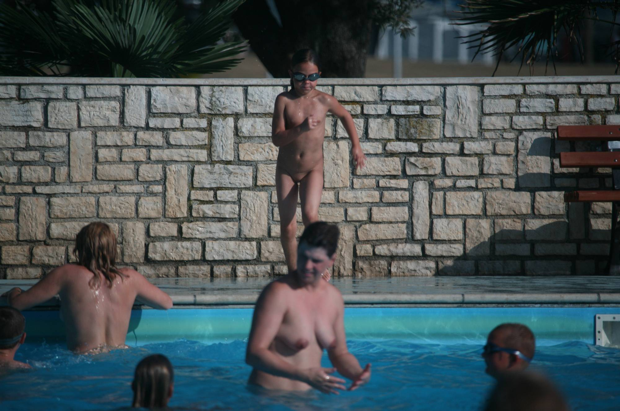Pure Nudism Pics Nudist Pool Jumpers Two - 3