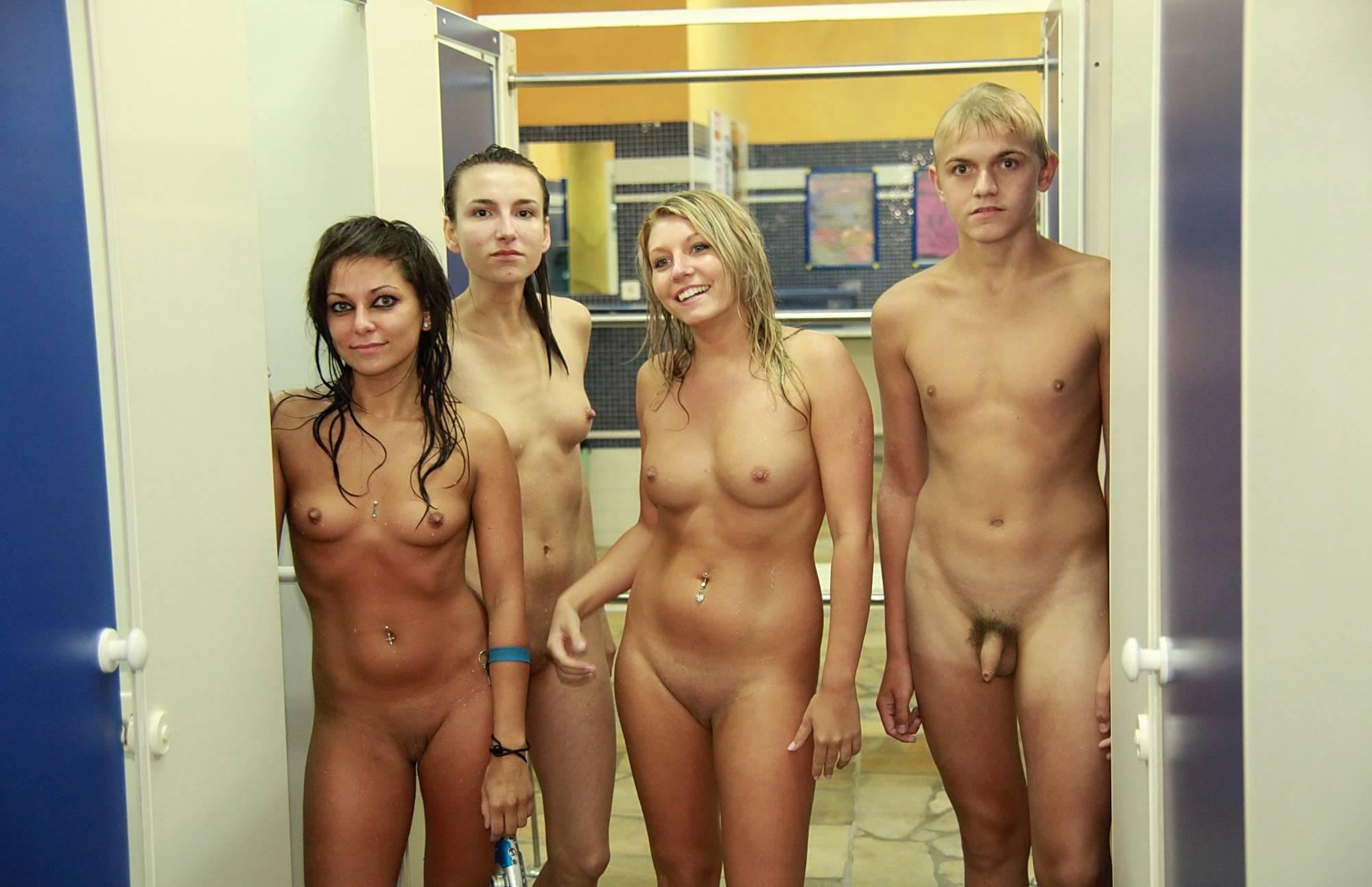 Purenudism Pics Shower Room Adventures - 3