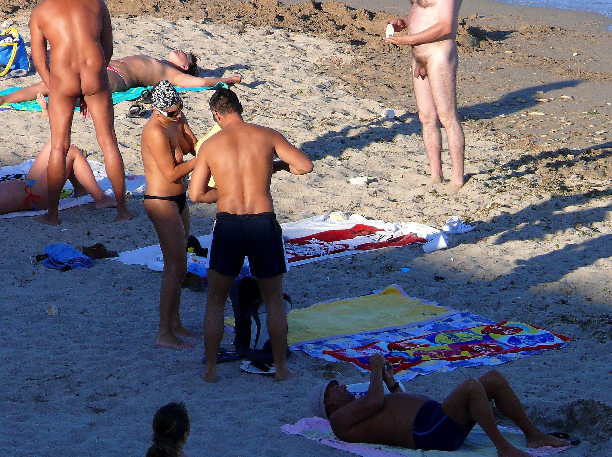 Romanian Beach Series - 2