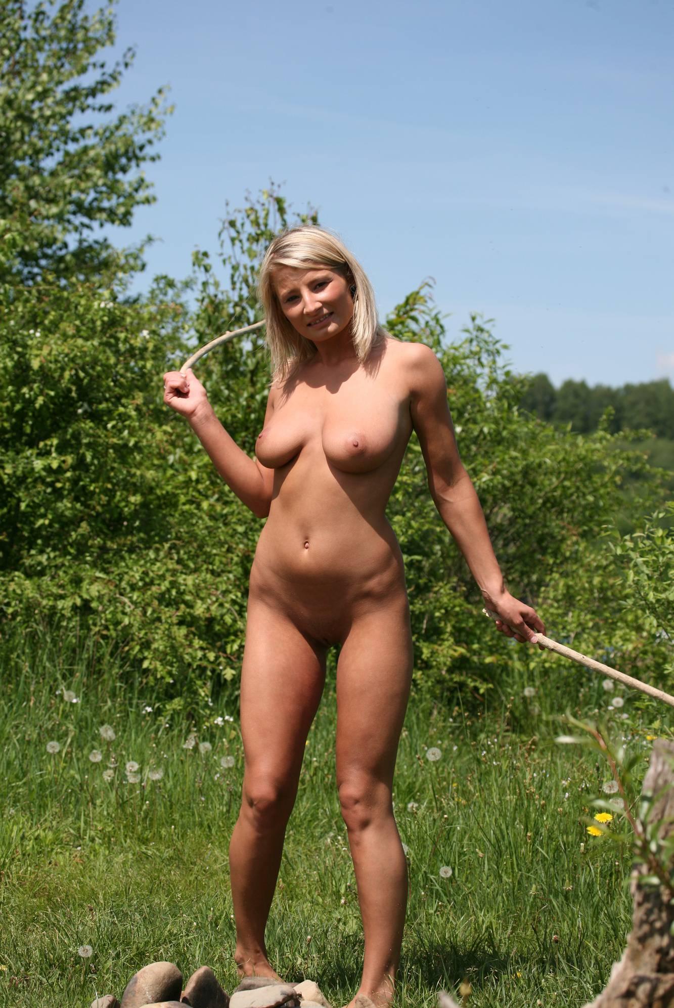 Pure Nudism Photos Seaworthy Nature Walk - 1