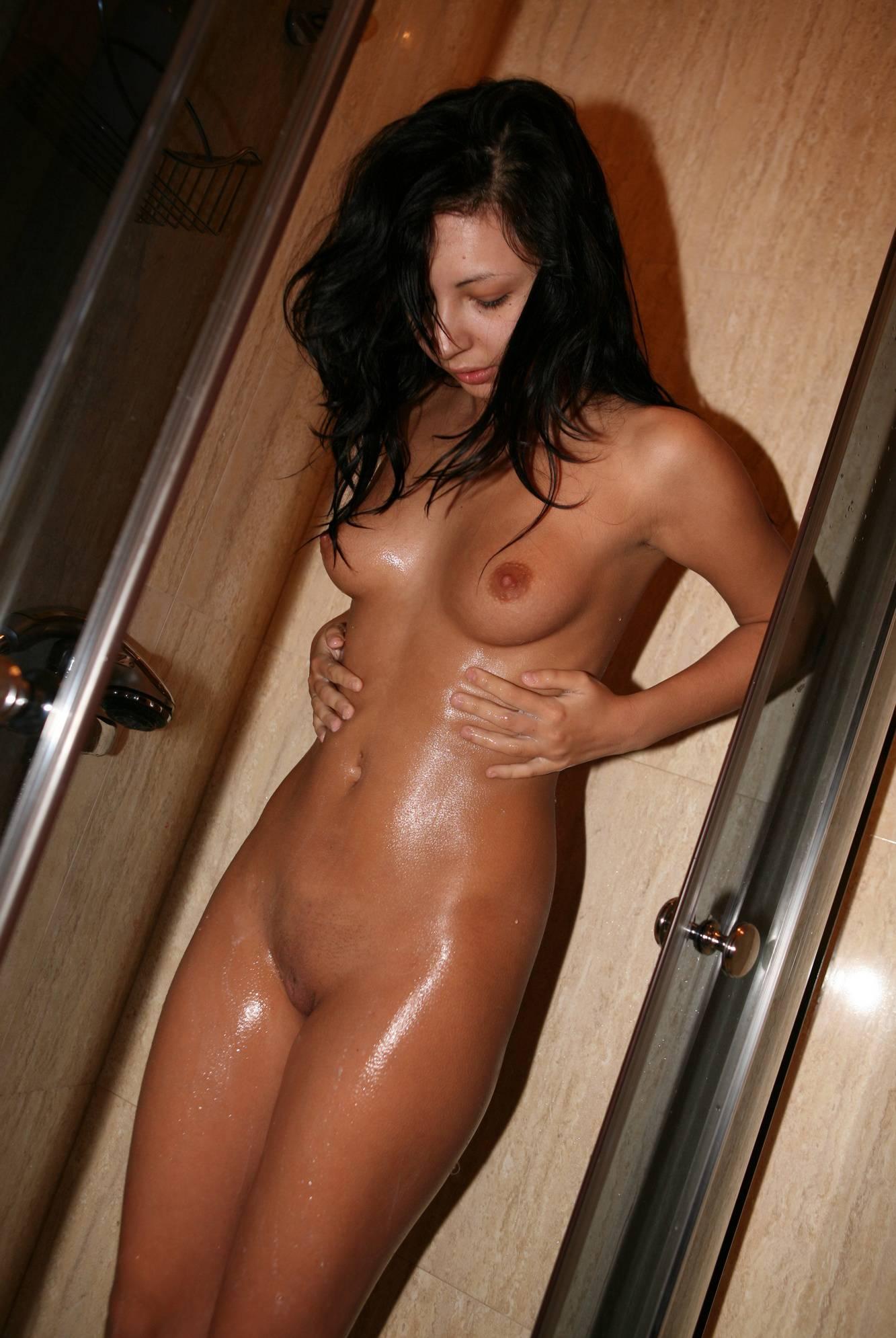 Purenudism Photos Summer Shower Pleasure - 1