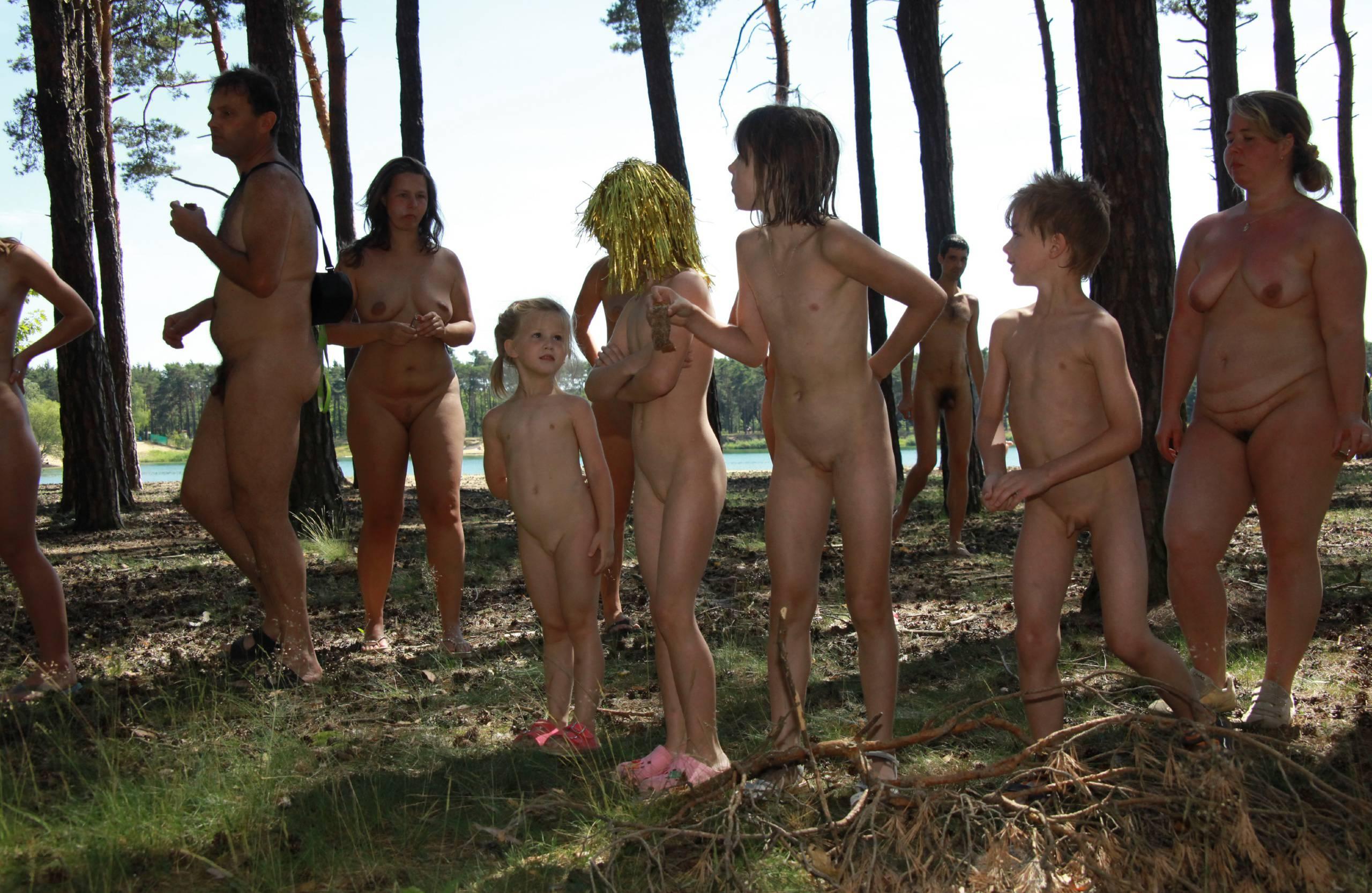 Pure Nudism Gallery Summer Sun Nudists - 3