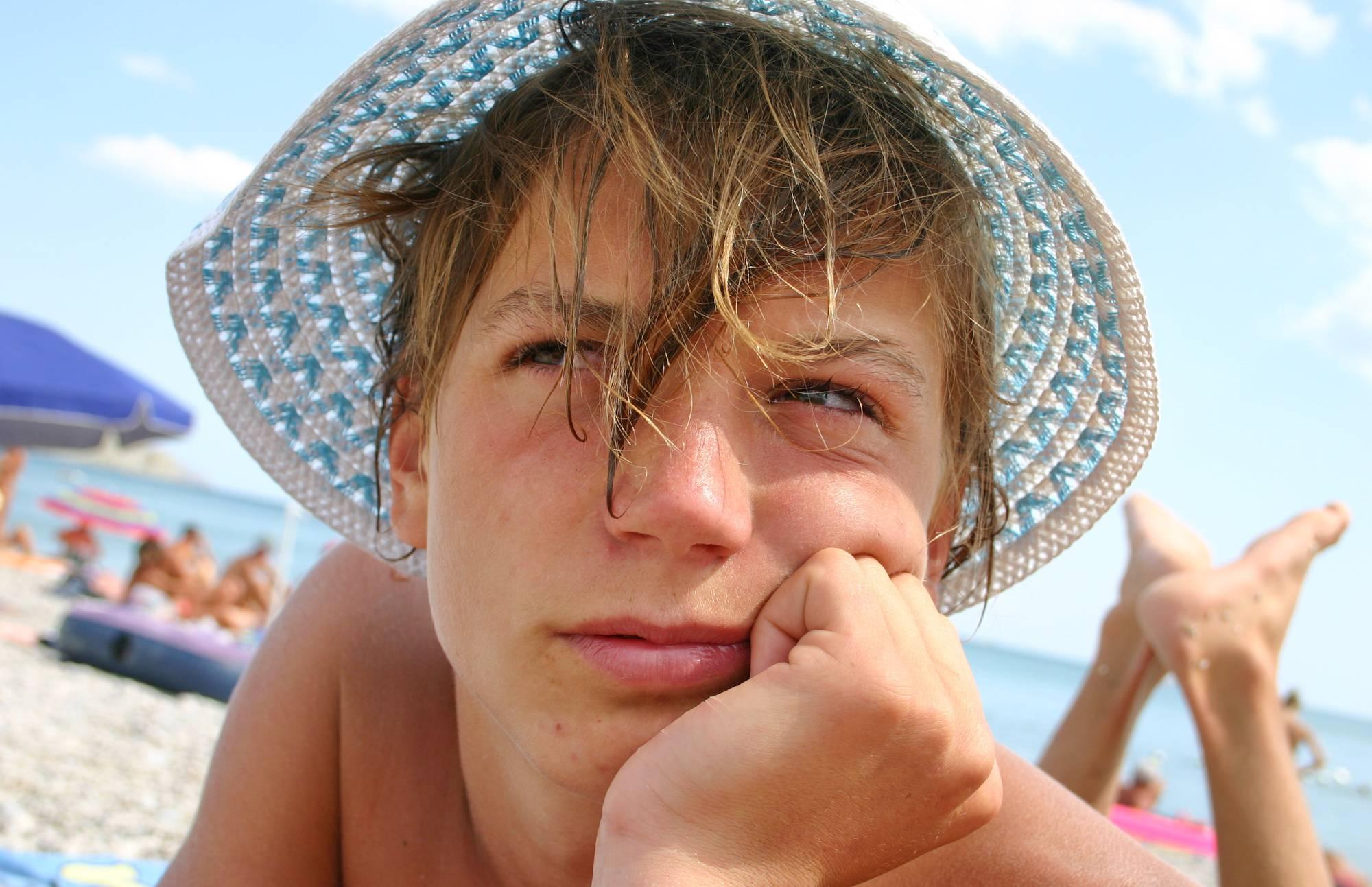 Sunshine Nude Hat Series - 1