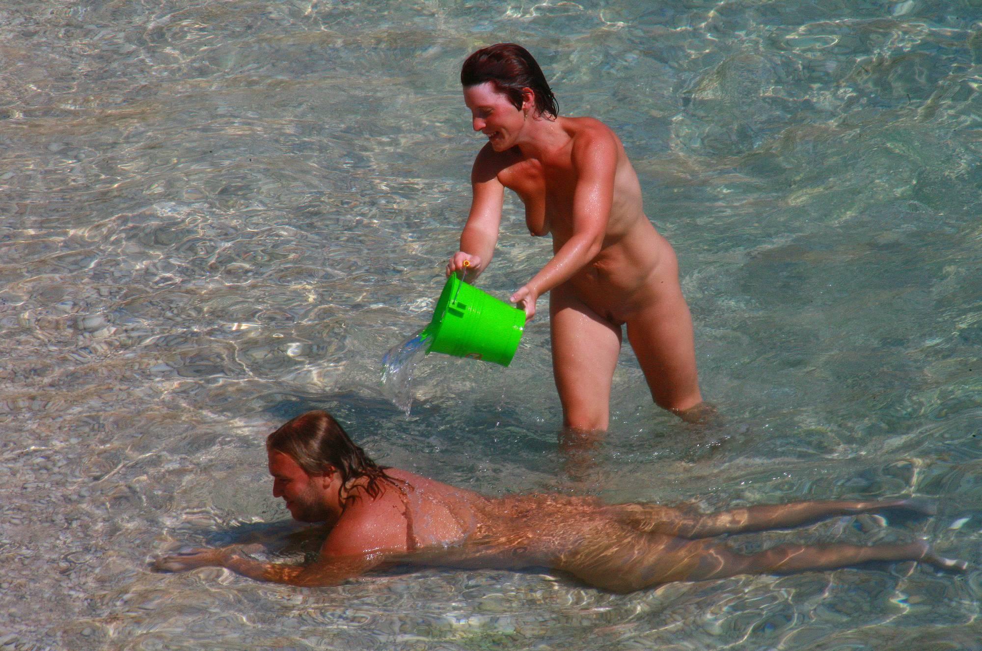 Ula FKK Beach Water Fun - 2