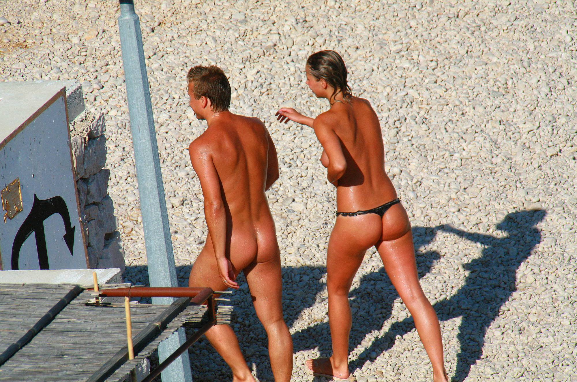 Pure Nudism Pics Ula FKK Bikini Couple's Day - 1